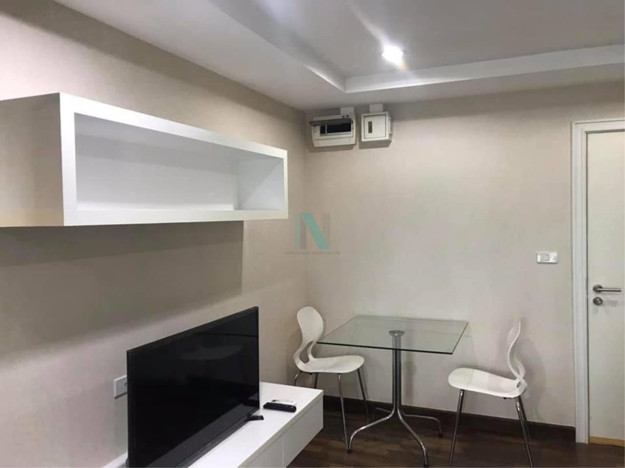 NOPPON REAL ESTATE CO.,LTD. Agency's For rent Park Exo 1 bedroom Floor 5 Building B near Chocolate Ville. 4