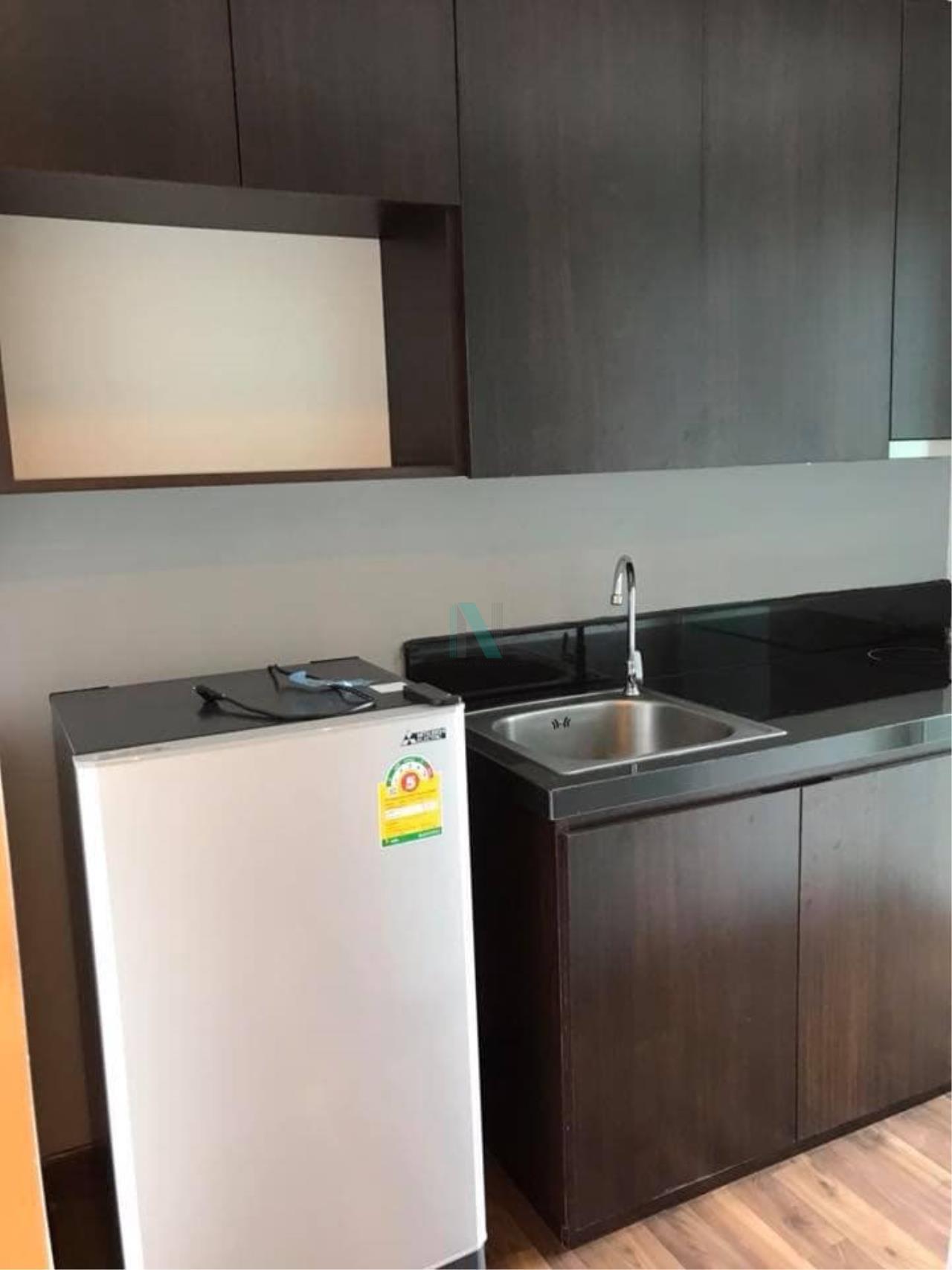 NOPPON REAL ESTATE CO.,LTD. Agency's For rent Park Exo 1 bedroom Floor 5 Building B near Chocolate Ville. 5