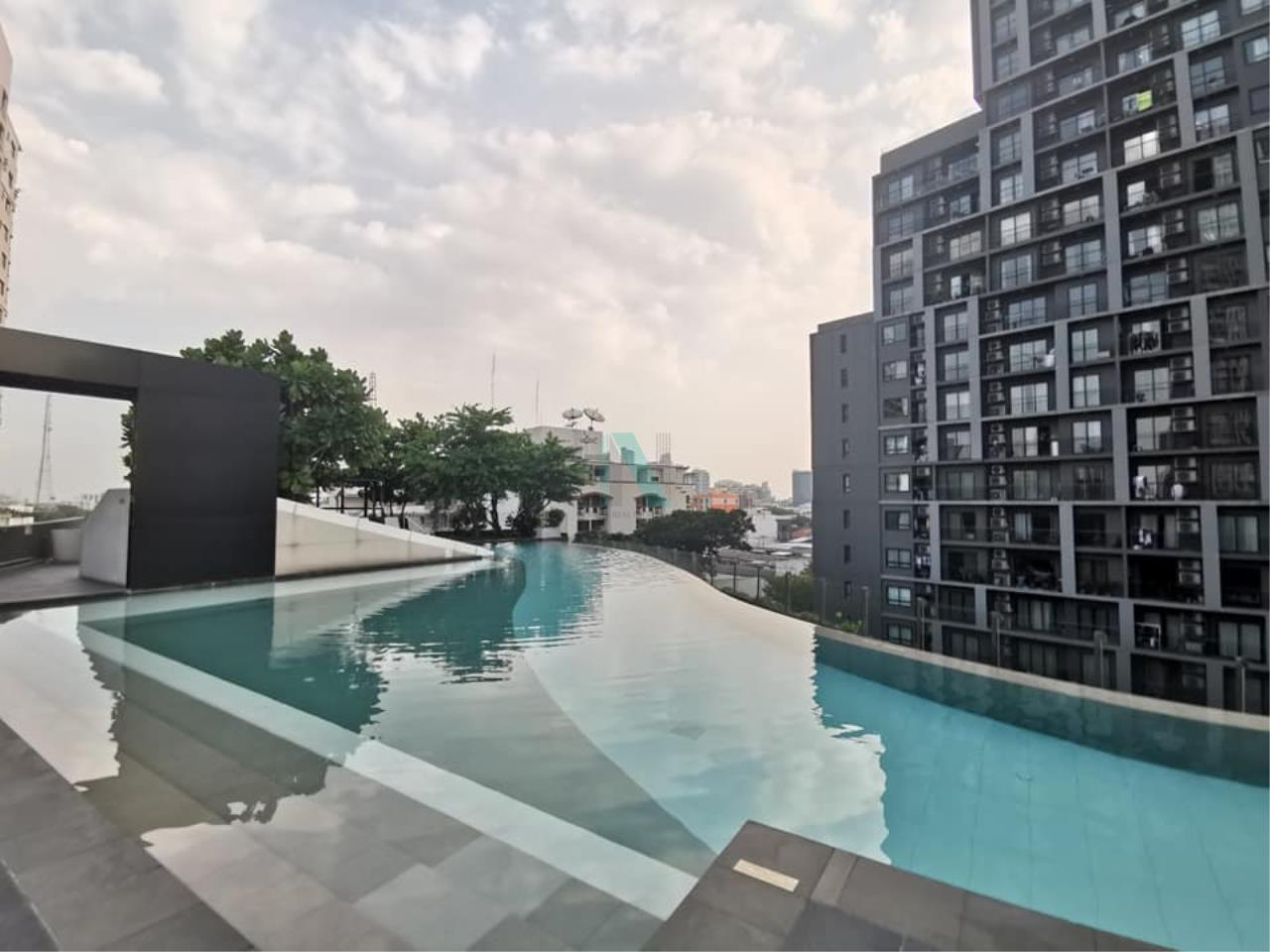 NOPPON REAL ESTATE CO.,LTD. Agency's For rent The Seed Mingle Sathorn-Suanplu STUDIO 4th floor . 8
