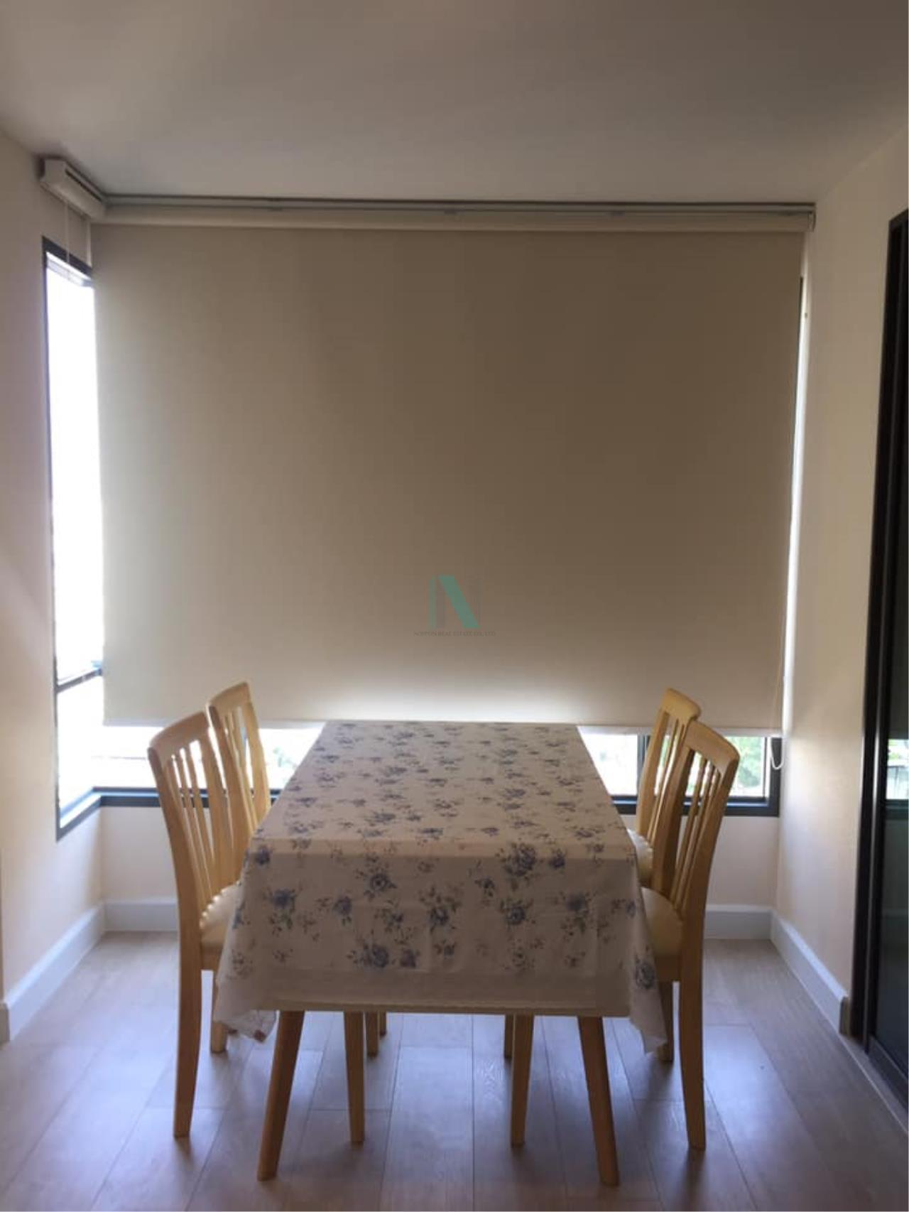 NOPPON REAL ESTATE CO.,LTD. Agency's For rent Metro Luxe Rose Gold Phahonyothin-Suthisan 2 bedrooms 6th floor . 5
