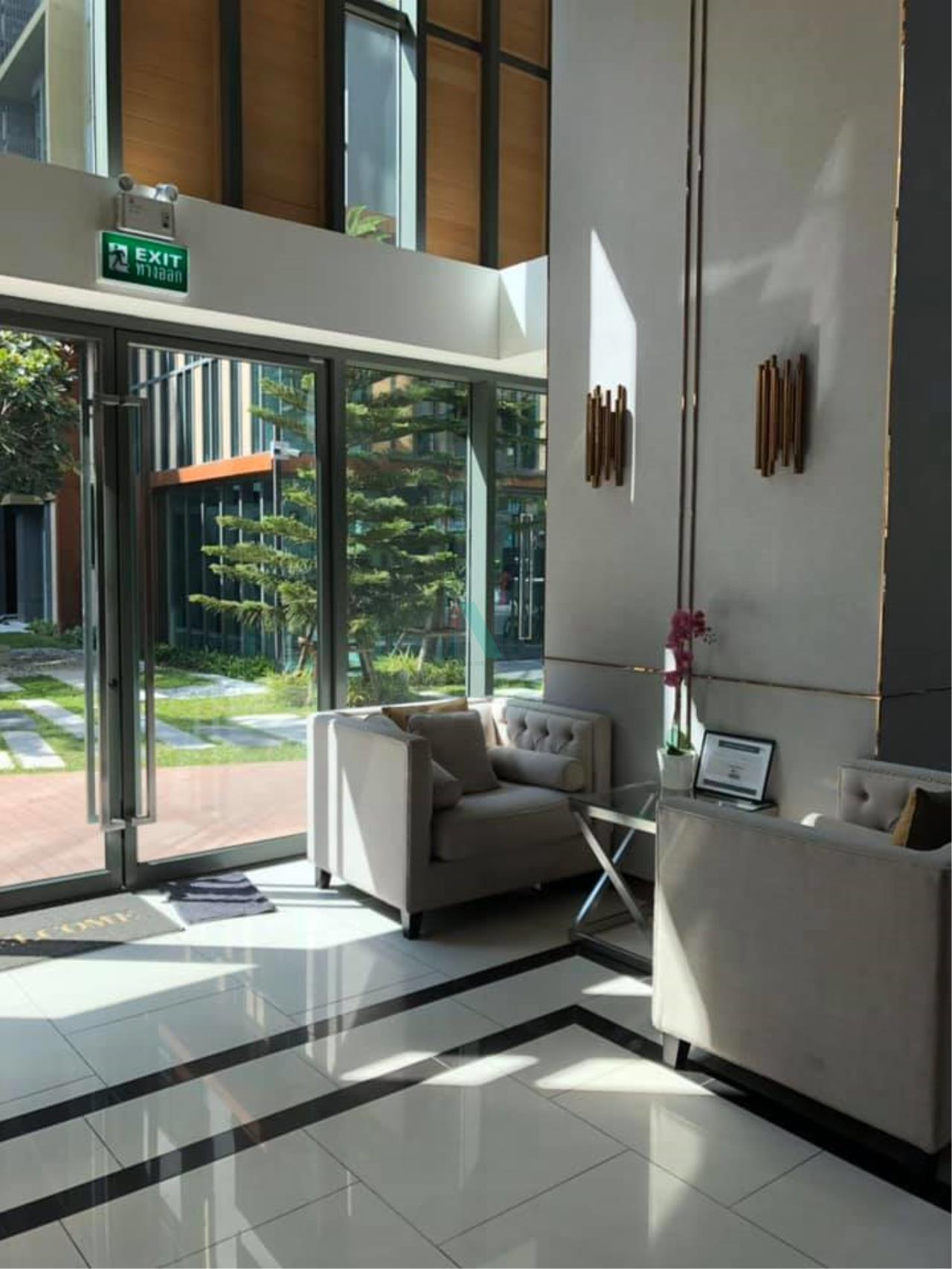 NOPPON REAL ESTATE CO.,LTD. Agency's For rent Metro Luxe Rose Gold Phahonyothin-Suthisan 2 bedrooms 6th floor . 7