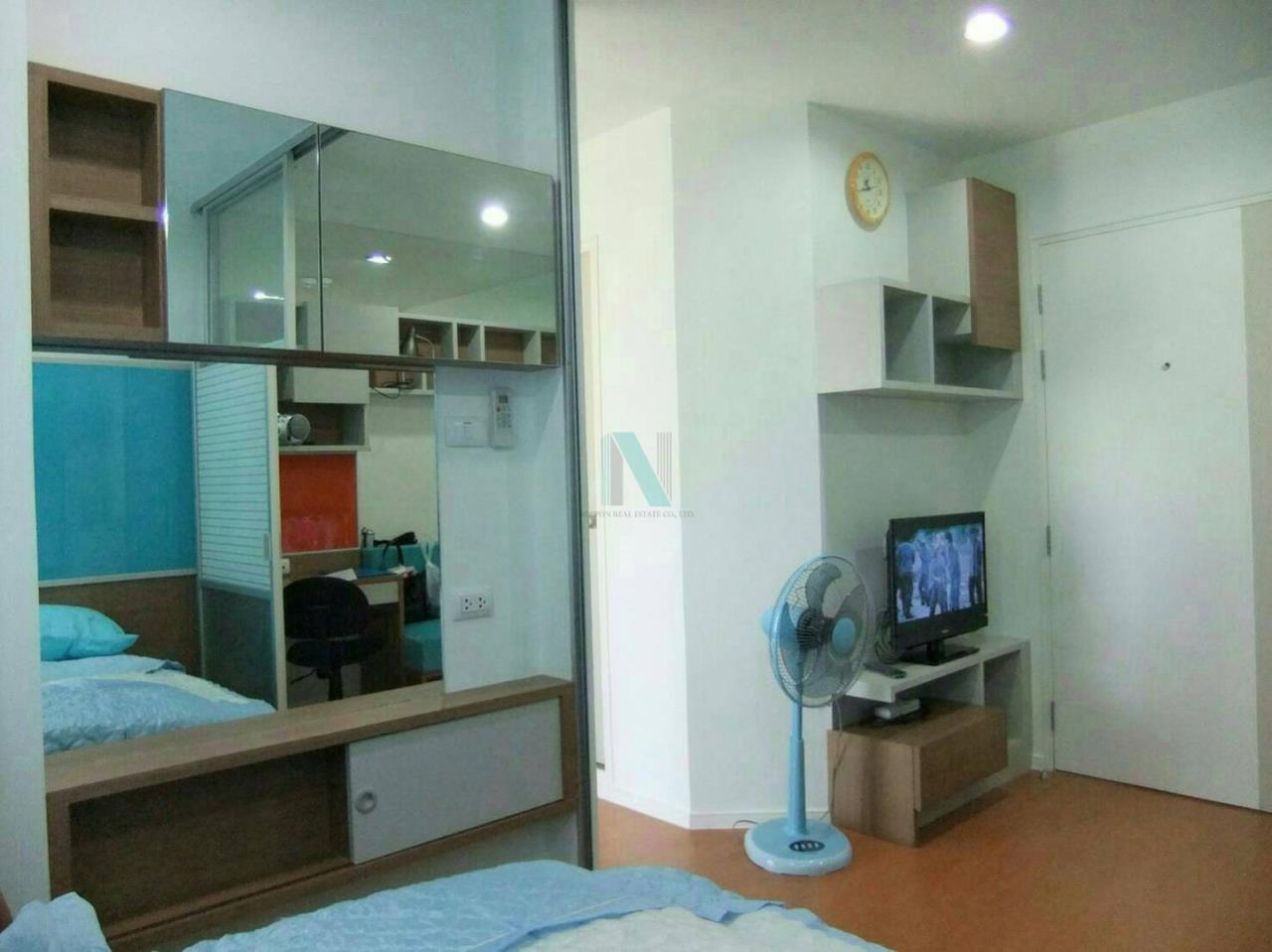 NOPPON REAL ESTATE CO.,LTD. Agency's For rent Lumpini Condo Town Ramindra-Latplakao 1 bedroom  Floor 6 . 4