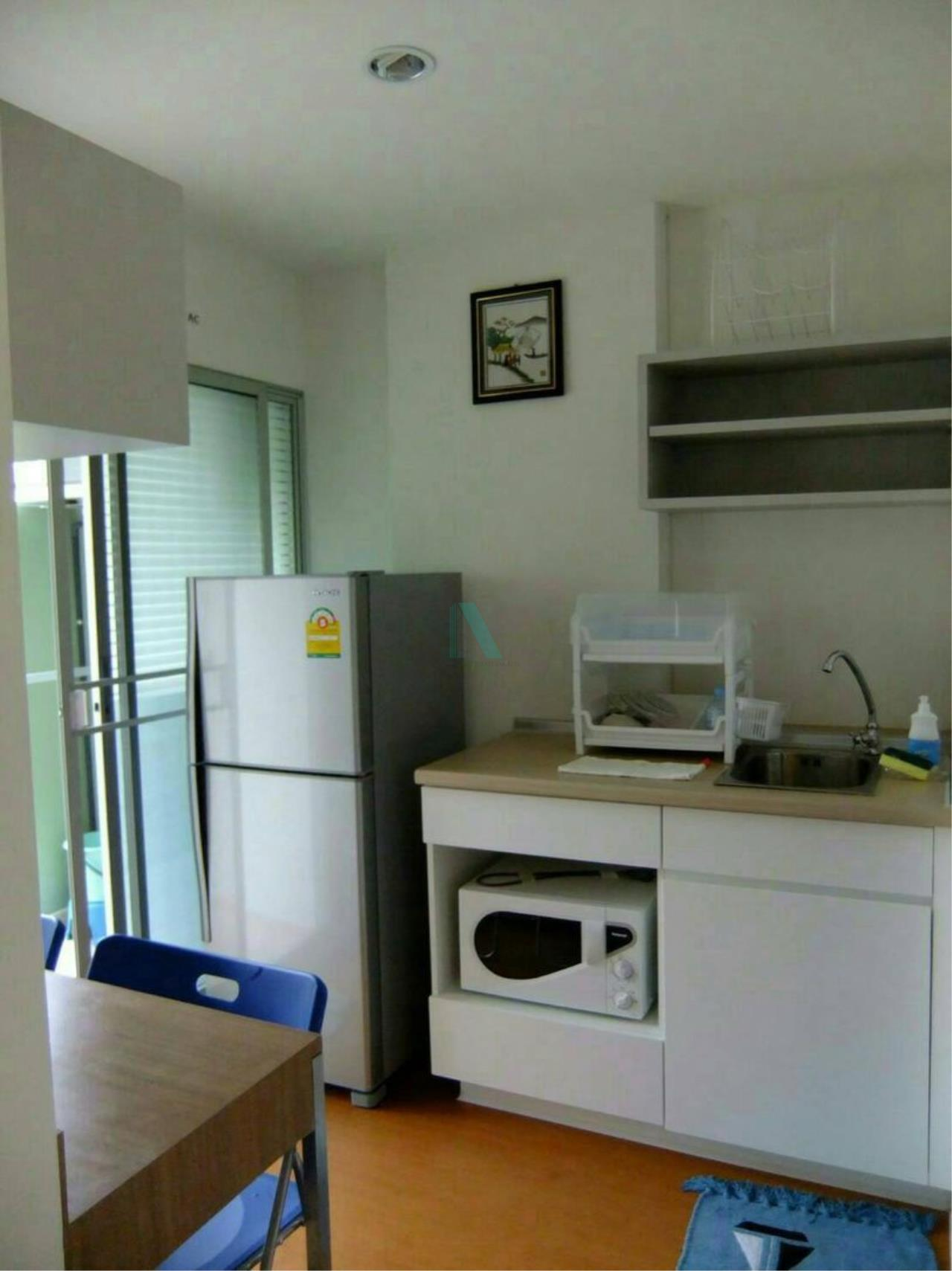 NOPPON REAL ESTATE CO.,LTD. Agency's For rent Lumpini Condo Town Ramindra-Latplakao 1 bedroom  Floor 6 . 6