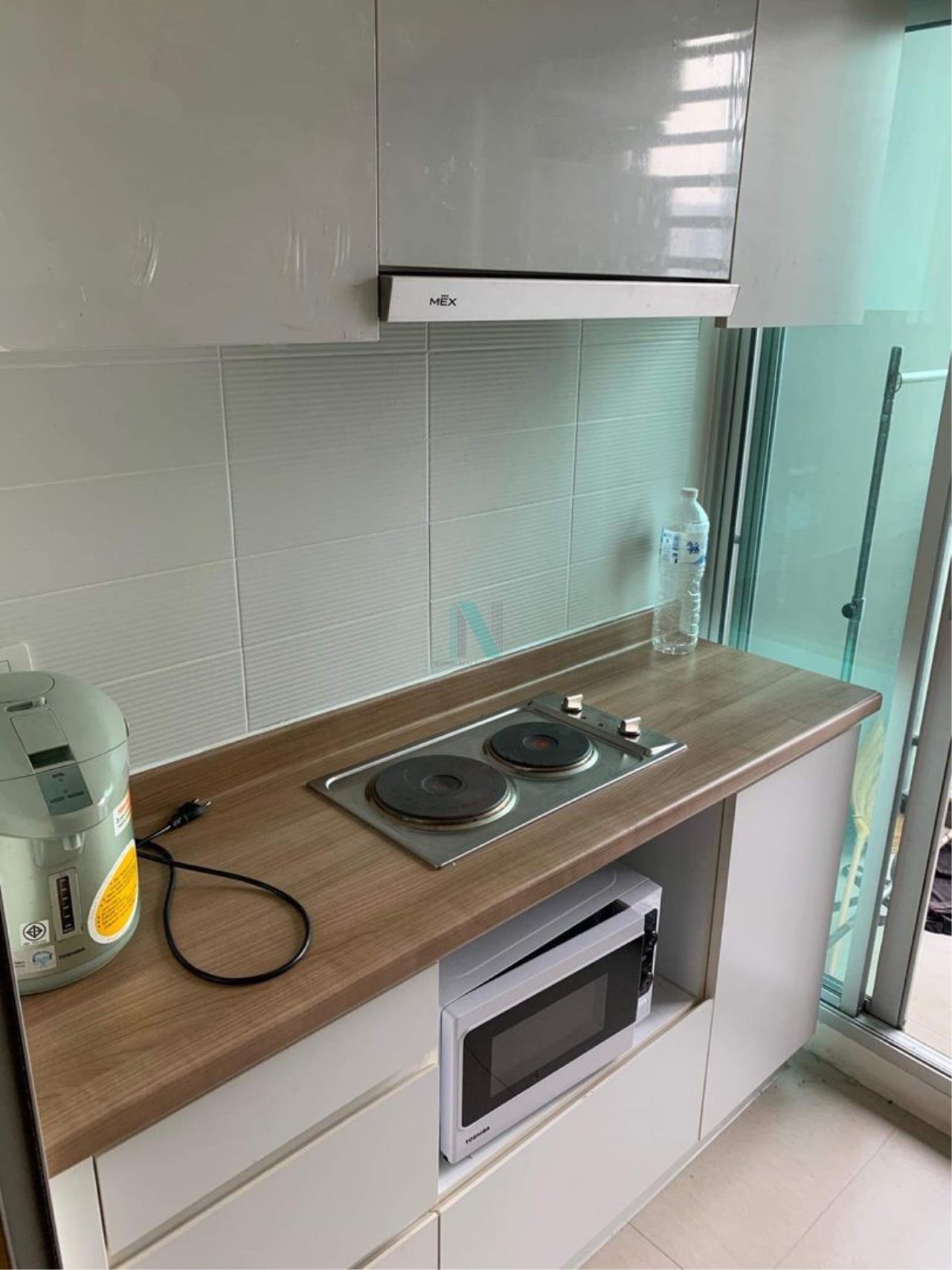 NOPPON REAL ESTATE CO.,LTD. Agency's For rent U Delight 3 Prachachuen-Bang Sue 1 bedroom 12th floor. 3