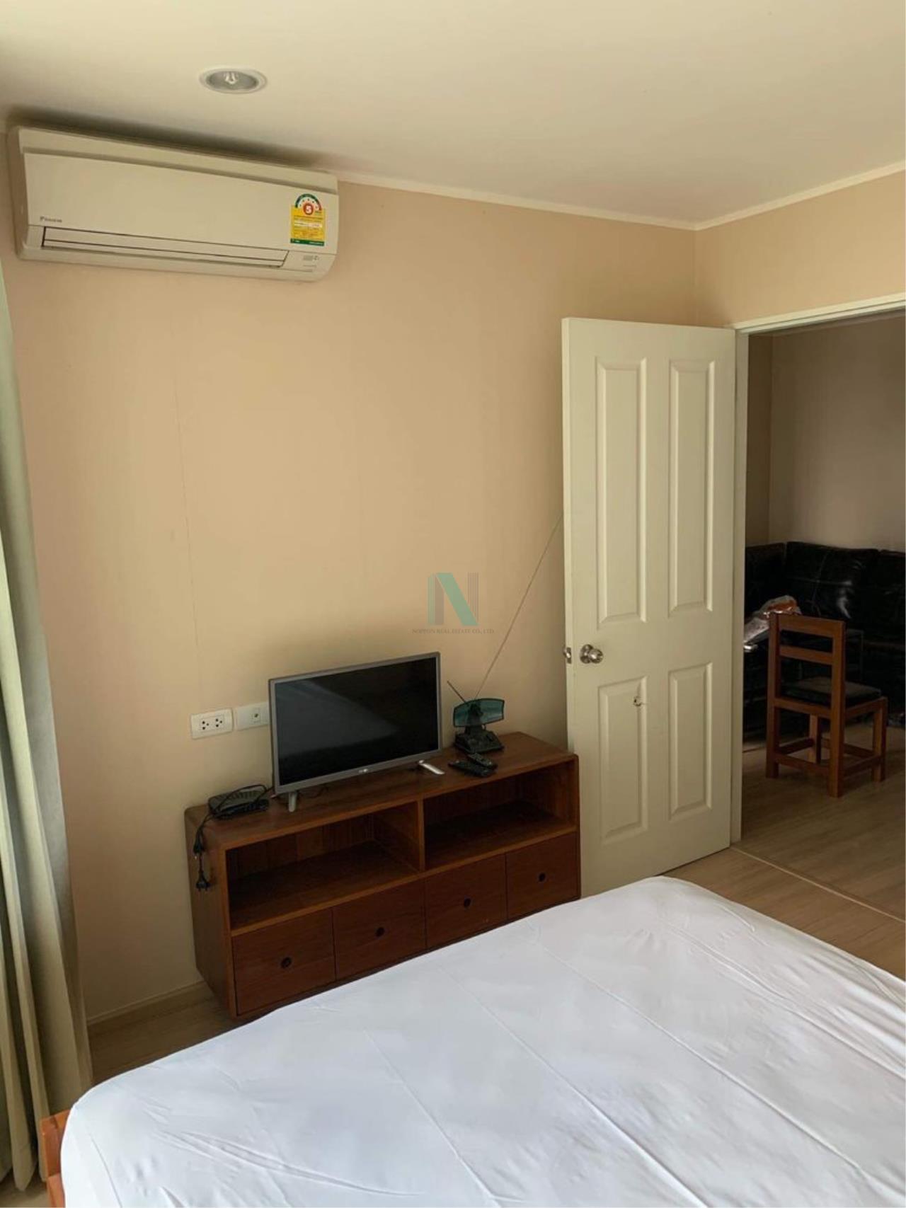 NOPPON REAL ESTATE CO.,LTD. Agency's For rent U Delight 3 Prachachuen-Bang Sue 1 bedroom 12th floor. 6