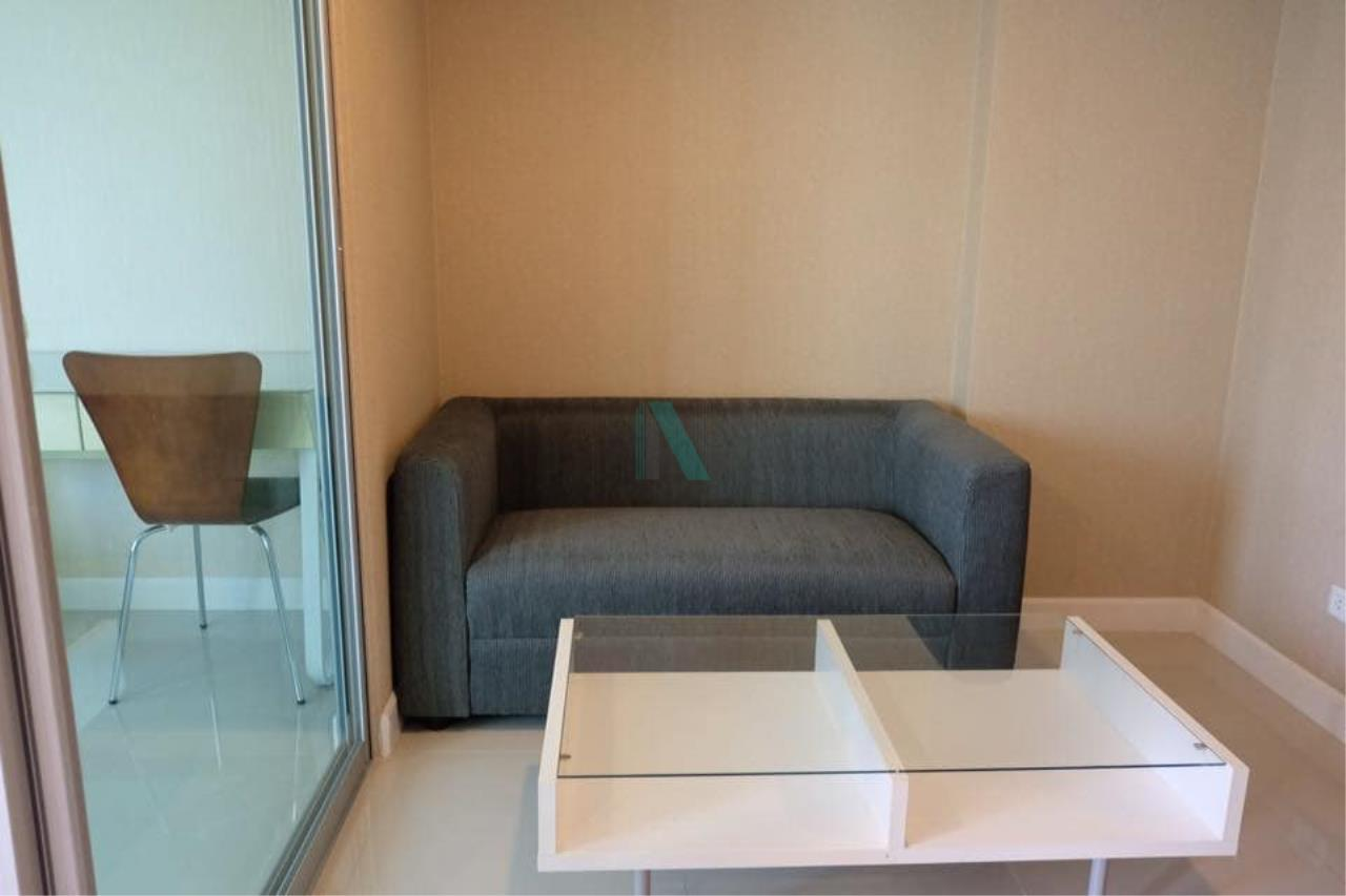 NOPPON REAL ESTATE CO.,LTD. Agency's For rent Swift Condo ABAC Bangna 1 bedroom 6th floor. 1