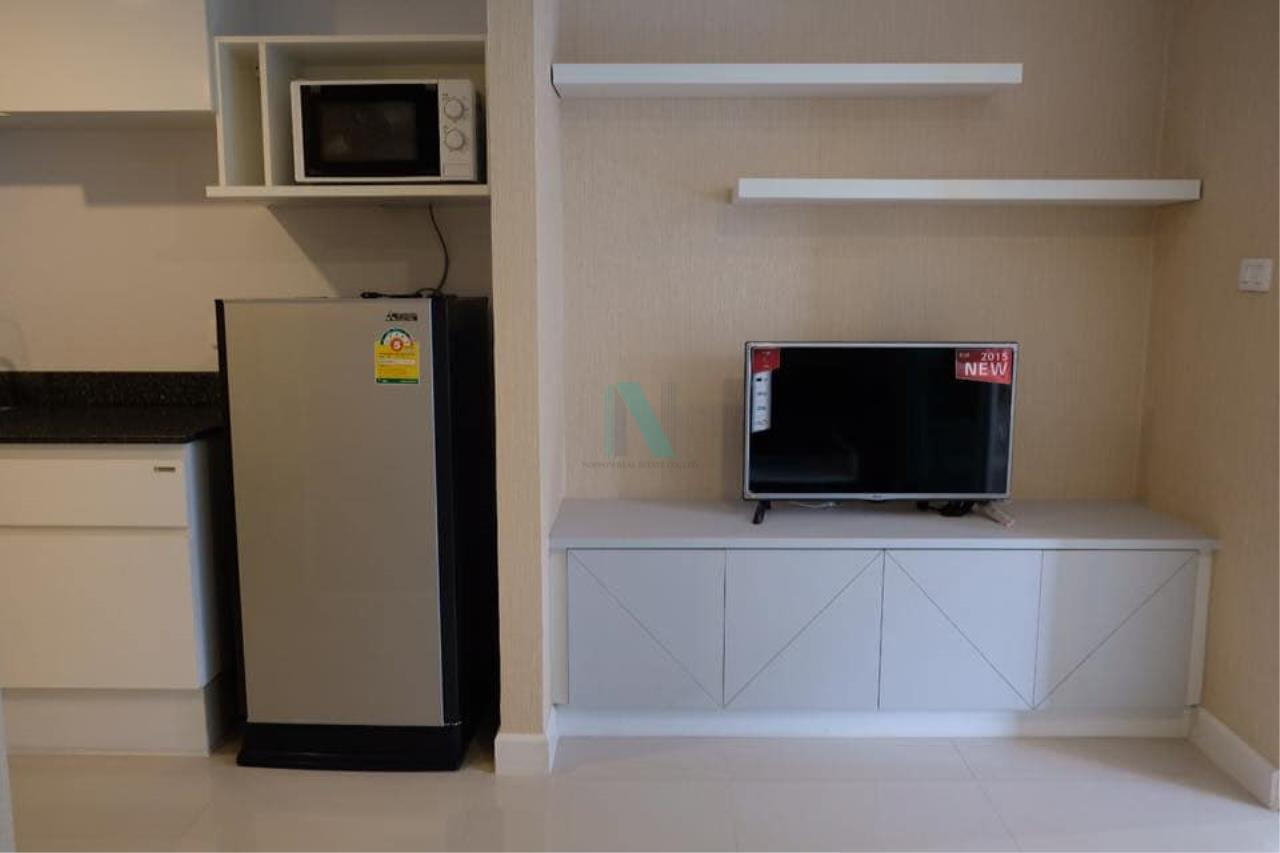 NOPPON REAL ESTATE CO.,LTD. Agency's For rent Swift Condo ABAC Bangna 1 bedroom 6th floor. 2