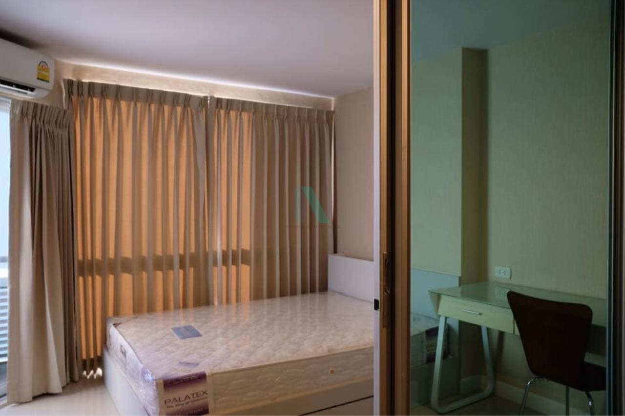NOPPON REAL ESTATE CO.,LTD. Agency's For rent Swift Condo ABAC Bangna 1 bedroom 6th floor. 3