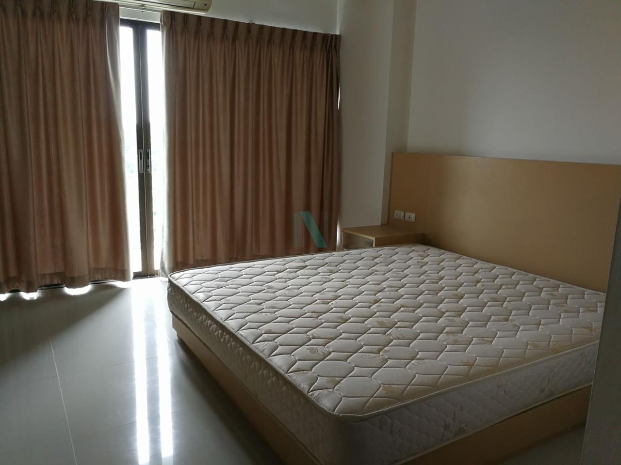 NOPPON REAL ESTATE CO.,LTD. Agency's For rent Landmark Residence ABAC Bangna, STUDIO 5th floor. 1