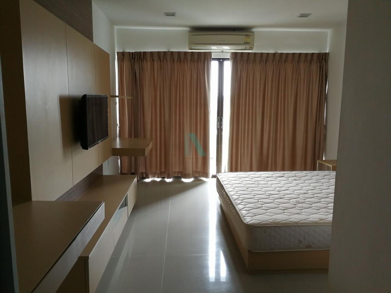 NOPPON REAL ESTATE CO.,LTD. Agency's For rent Landmark Residence ABAC Bangna, STUDIO 5th floor. 2