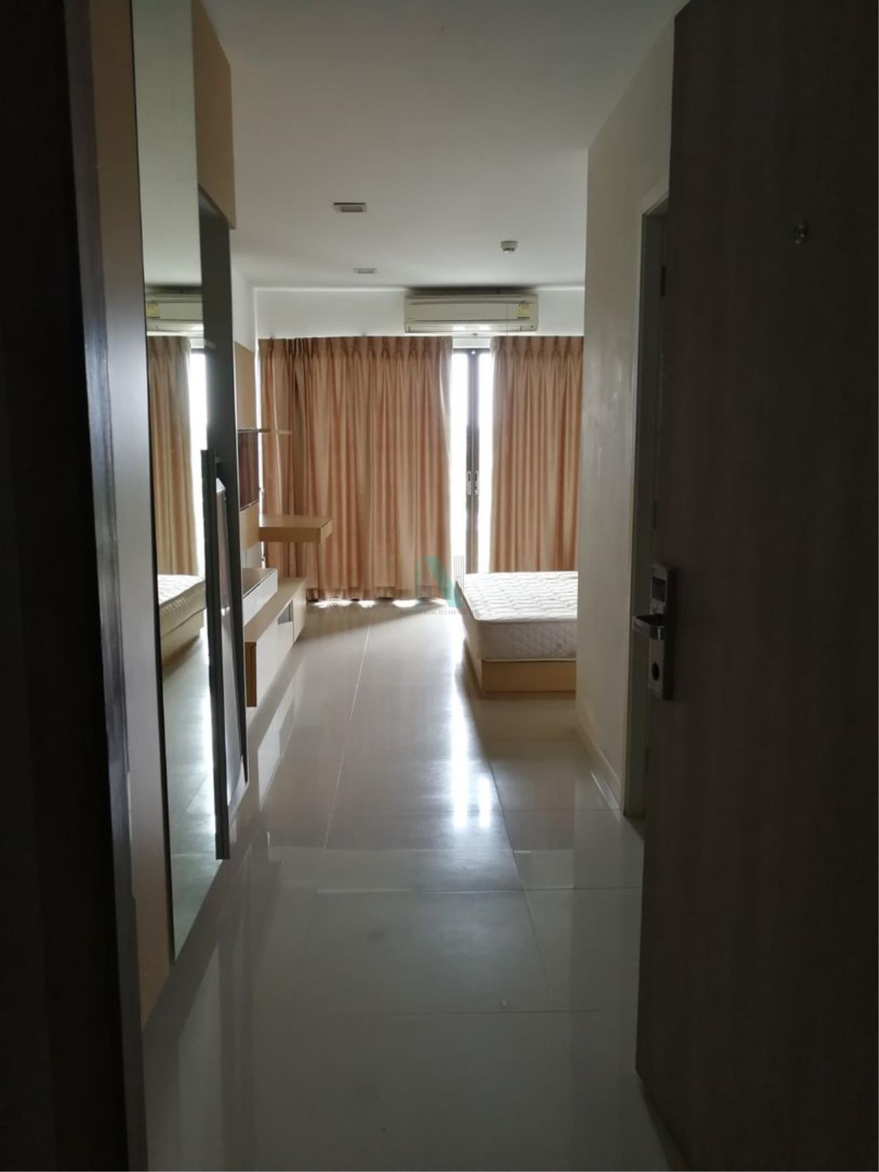 NOPPON REAL ESTATE CO.,LTD. Agency's For rent Landmark Residence ABAC Bangna, STUDIO 5th floor. 3