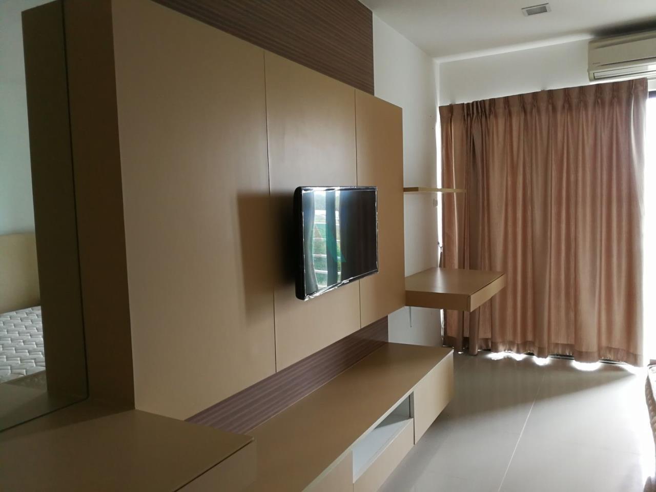 NOPPON REAL ESTATE CO.,LTD. Agency's For rent Landmark Residence ABAC Bangna, STUDIO 5th floor. 4