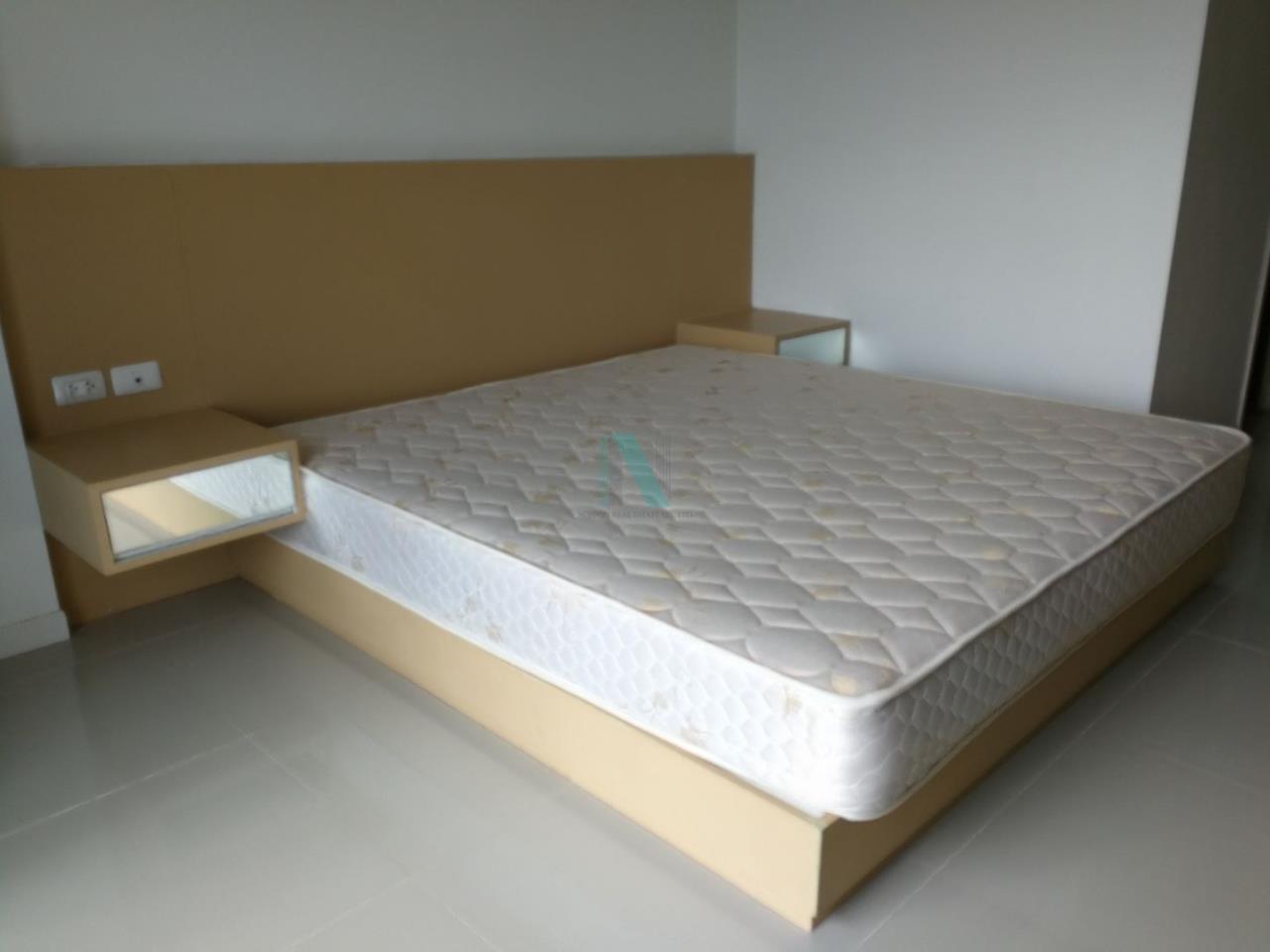 NOPPON REAL ESTATE CO.,LTD. Agency's For rent Landmark Residence ABAC Bangna, STUDIO 5th floor. 7