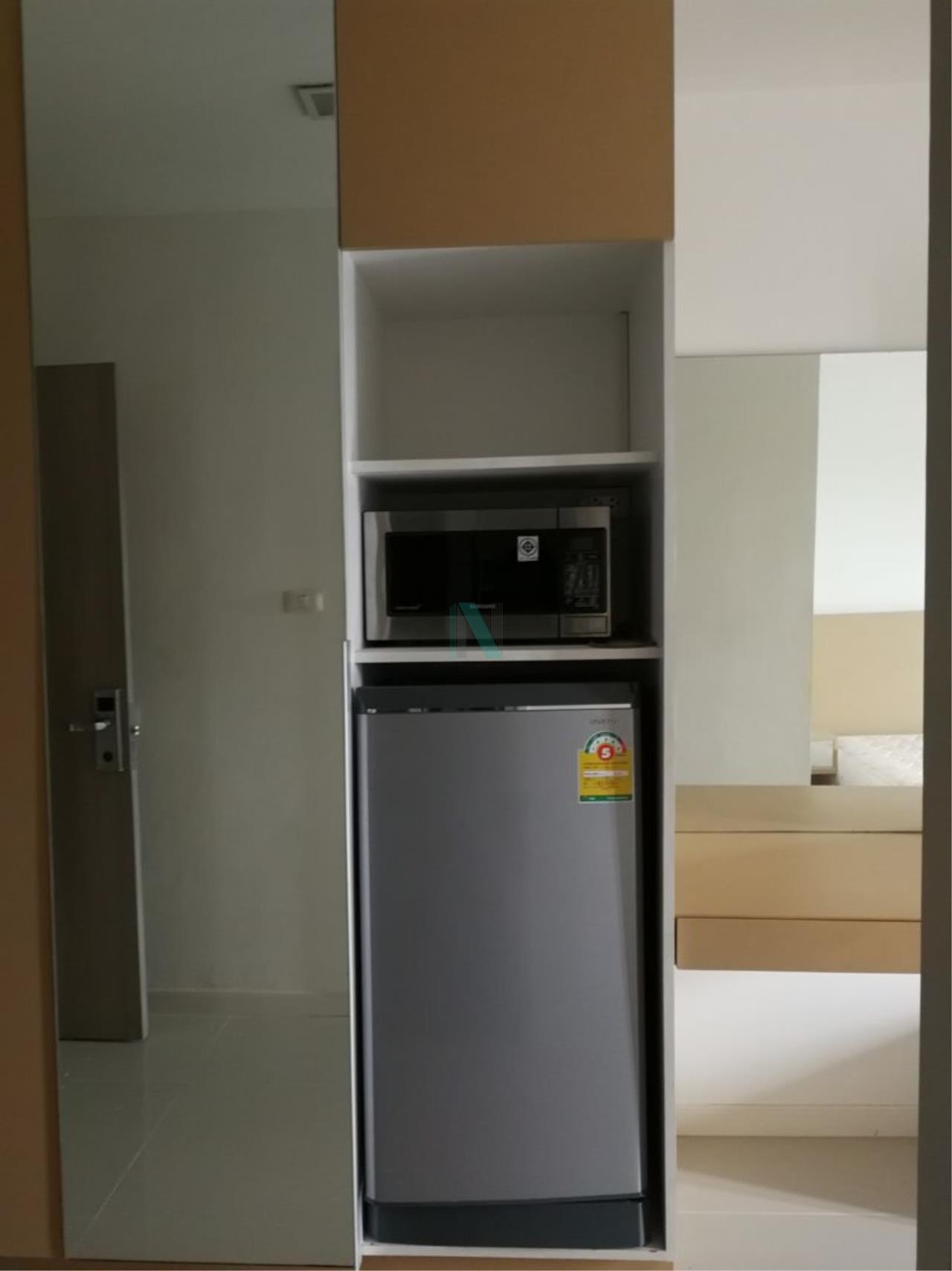 NOPPON REAL ESTATE CO.,LTD. Agency's For rent Landmark Residence ABAC Bangna, STUDIO 5th floor. 8