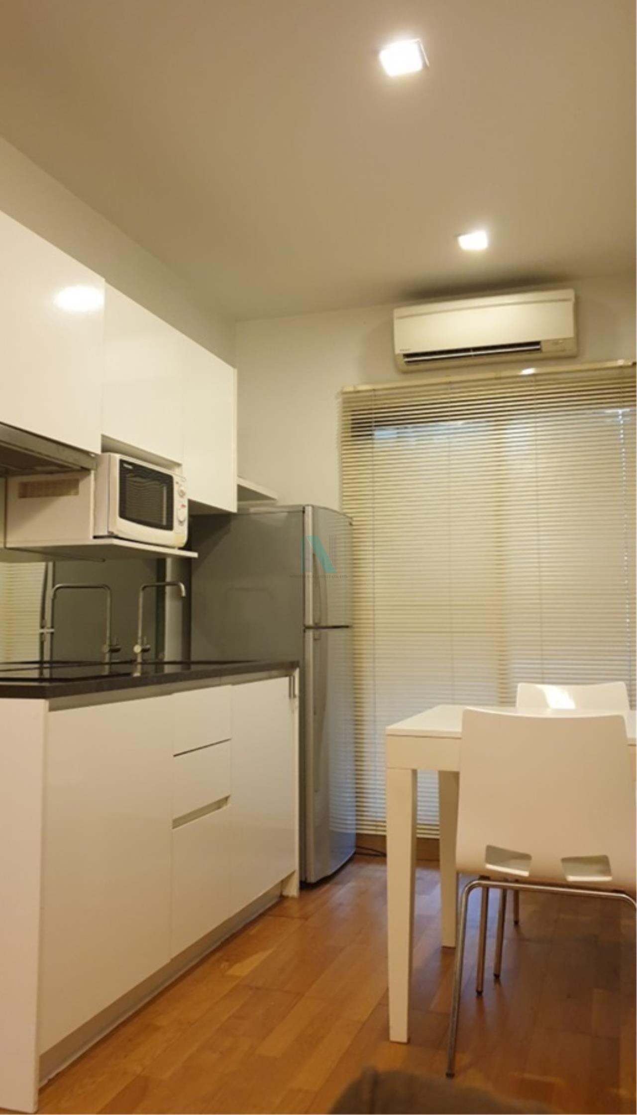 NOPPON REAL ESTATE CO.,LTD. Agency's For rent Wynn Sukhumvit 46 1 bedroom 2nd floor.near Department Store. 2