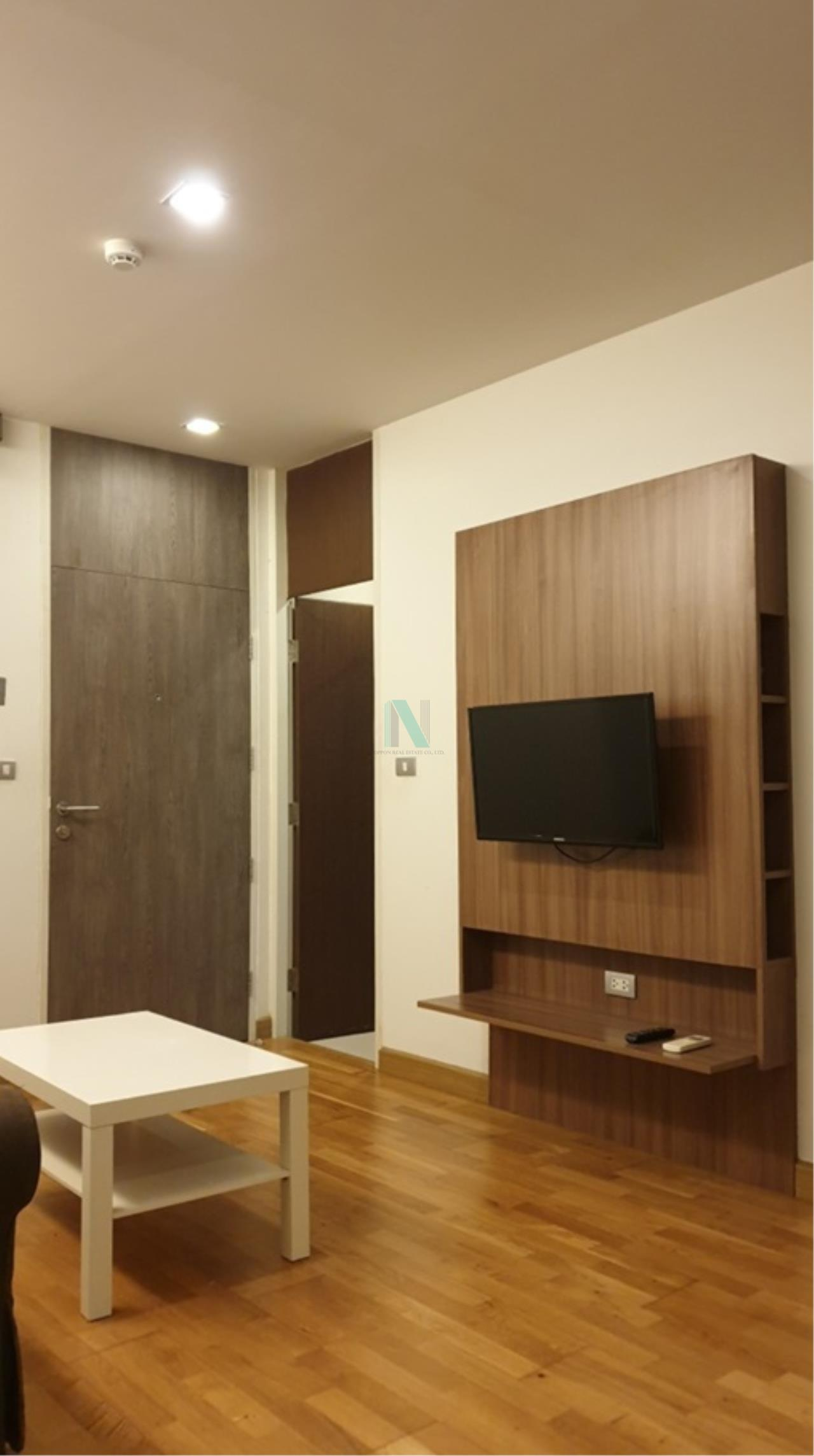 NOPPON REAL ESTATE CO.,LTD. Agency's For rent Wynn Sukhumvit 46 1 bedroom 2nd floor.near Department Store. 3