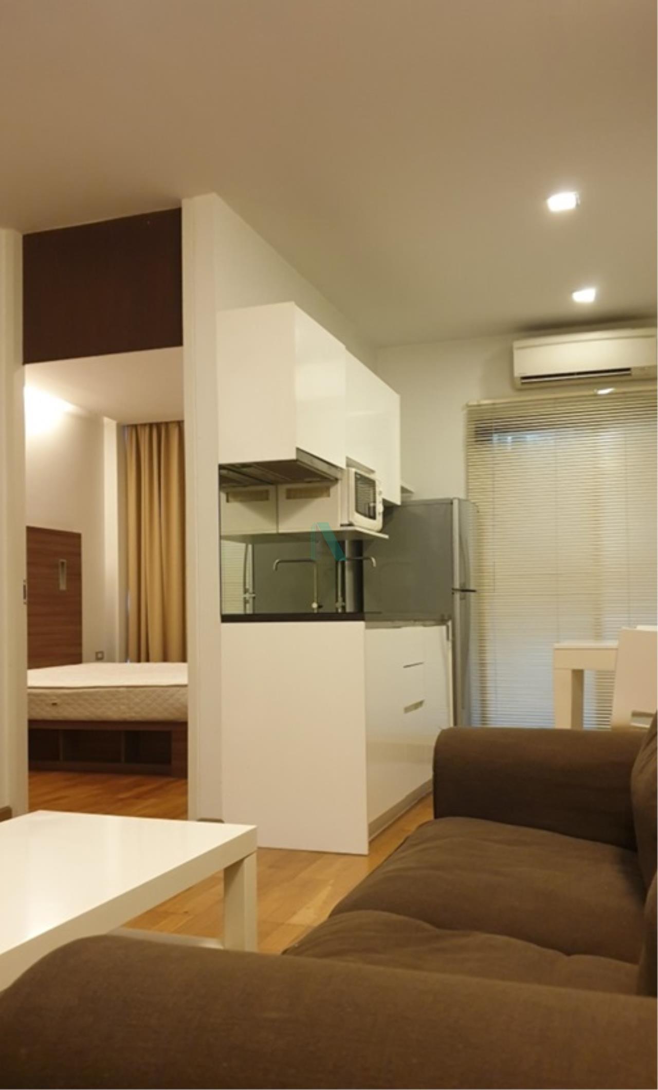 NOPPON REAL ESTATE CO.,LTD. Agency's For rent Wynn Sukhumvit 46 1 bedroom 2nd floor.near Department Store. 4