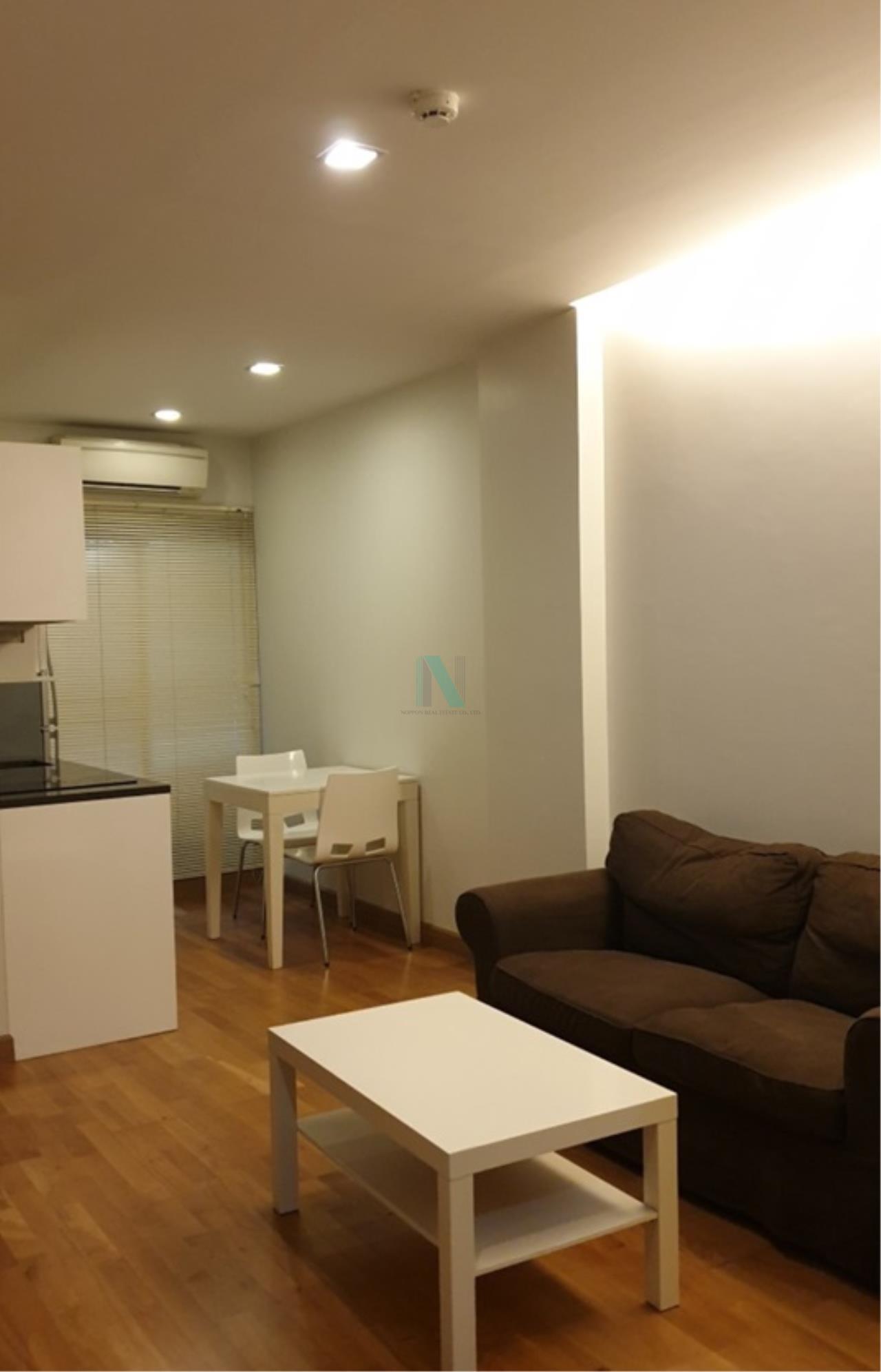 NOPPON REAL ESTATE CO.,LTD. Agency's For rent Wynn Sukhumvit 46 1 bedroom 2nd floor.near Department Store. 6