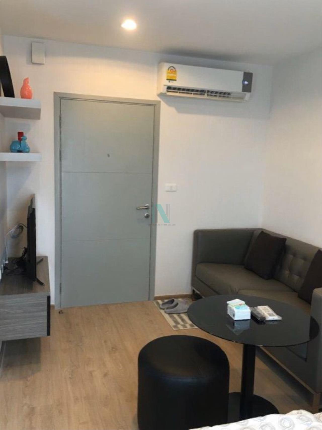 NOPPON REAL ESTATE CO.,LTD. Agency's For rent Ideo Wutthakat STUDIO Floor 21 near BTS Wutthakat 1