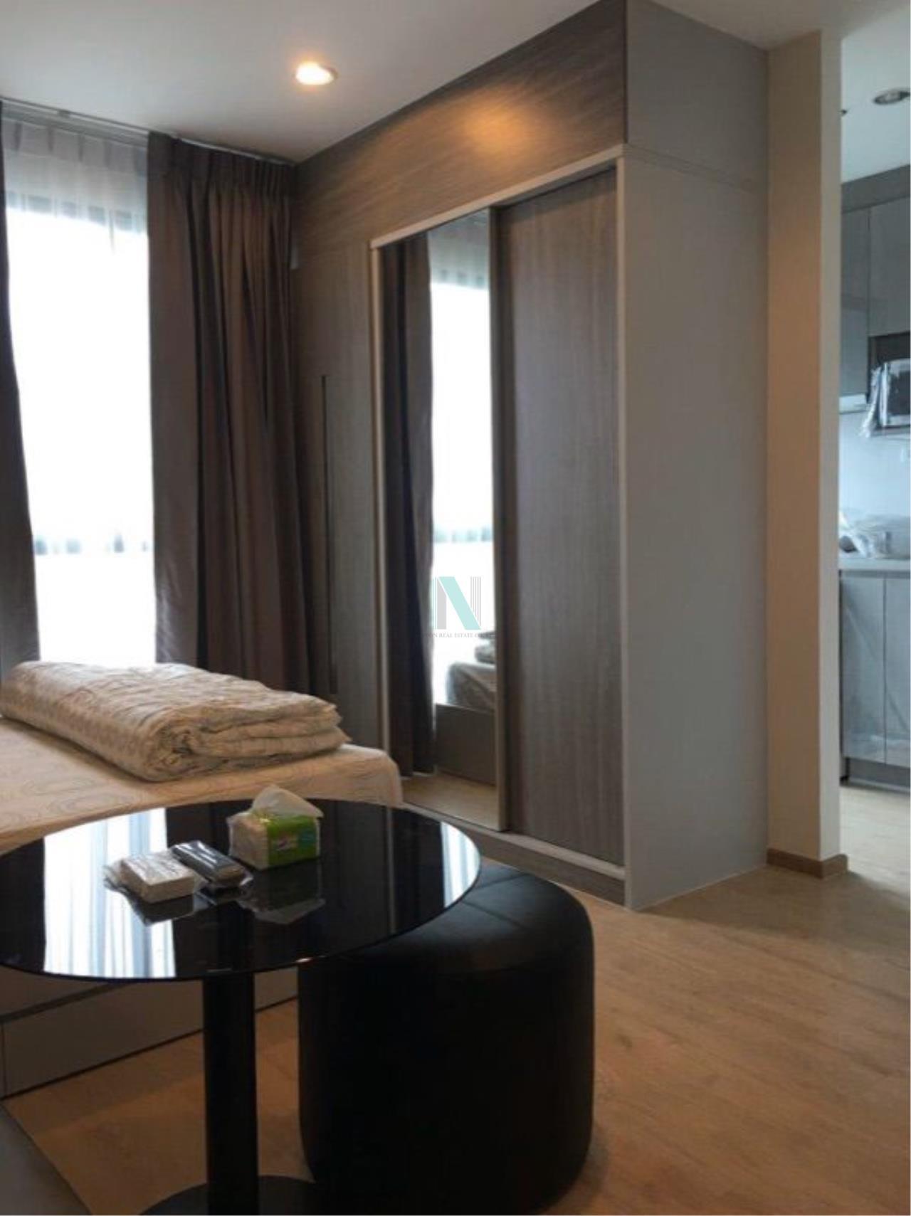 NOPPON REAL ESTATE CO.,LTD. Agency's For rent Ideo Wutthakat STUDIO Floor 21 near BTS Wutthakat 3