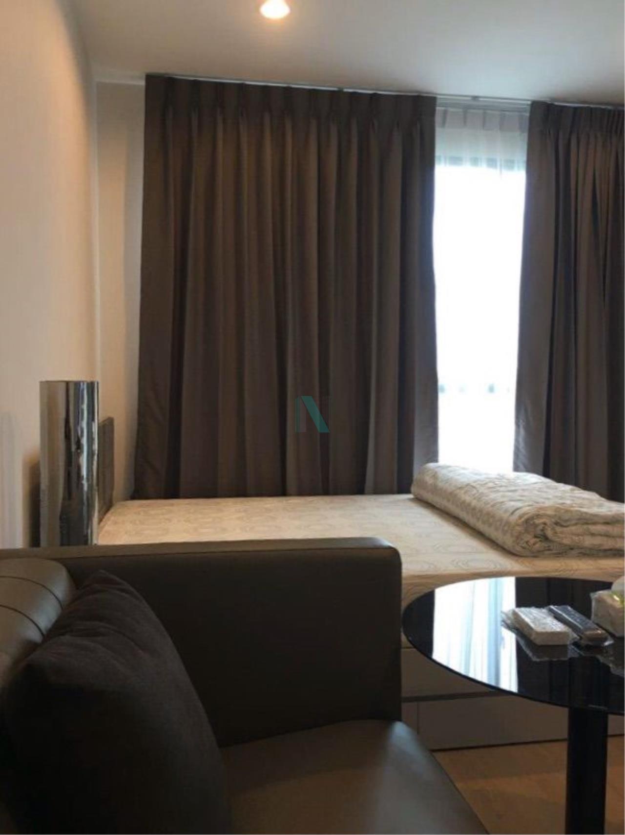 NOPPON REAL ESTATE CO.,LTD. Agency's For rent Ideo Wutthakat STUDIO Floor 21 near BTS Wutthakat 4