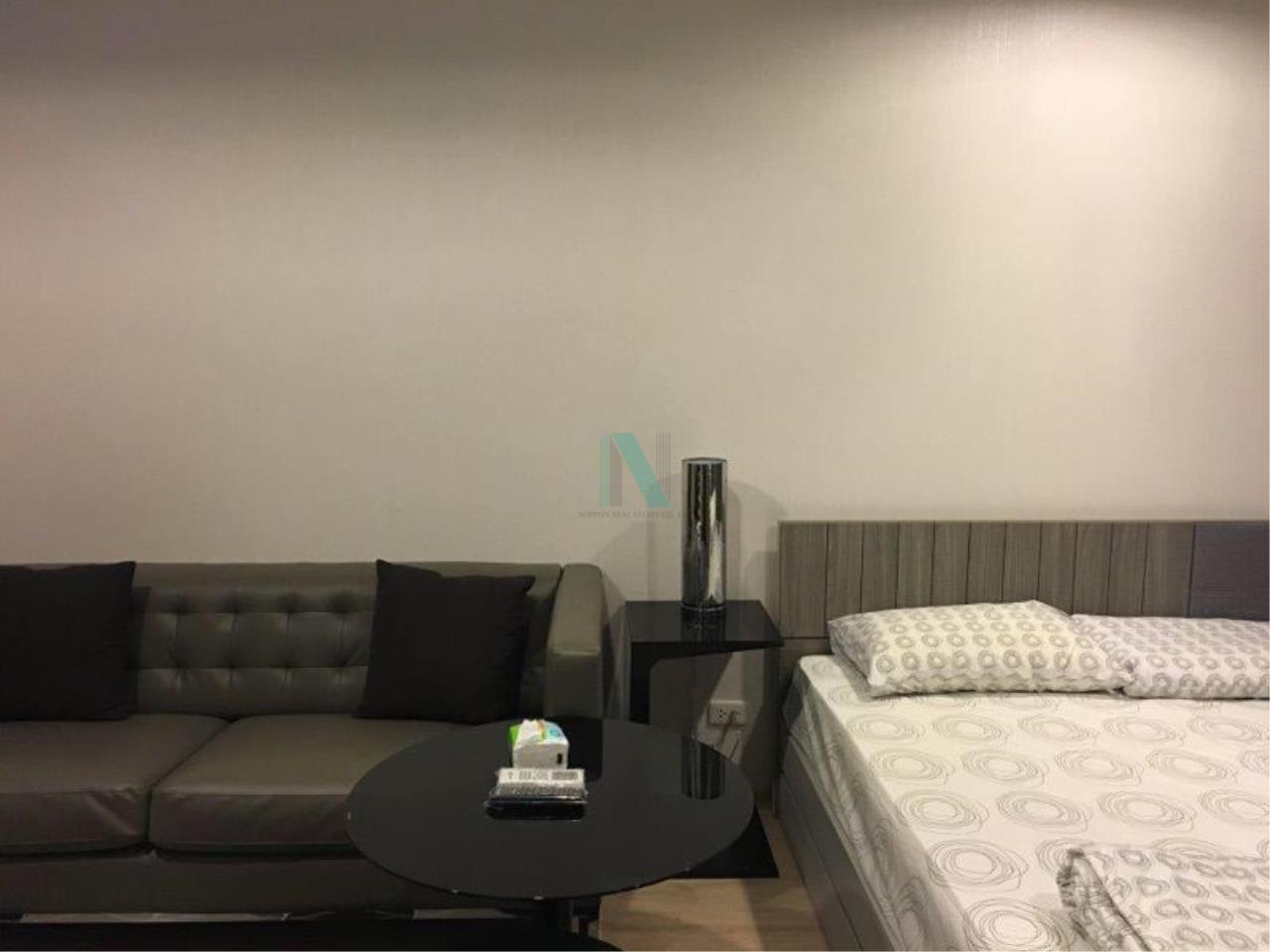 NOPPON REAL ESTATE CO.,LTD. Agency's For rent Ideo Wutthakat STUDIO Floor 21 near BTS Wutthakat 5