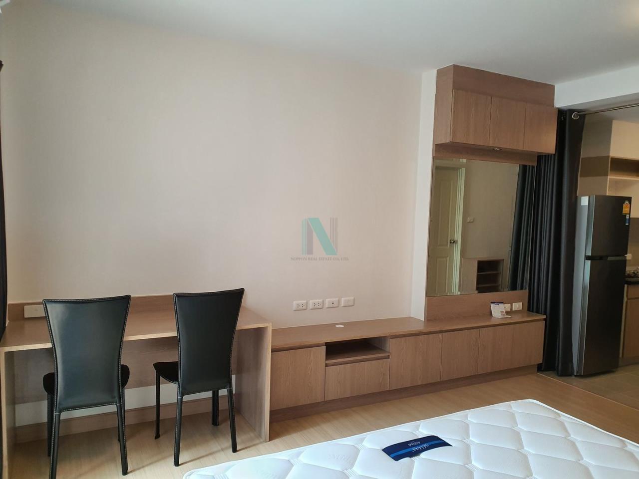NOPPON REAL ESTATE CO.,LTD. Agency's For rent Supalai Veranda Rama 9 STUDIO 18th floor.  7