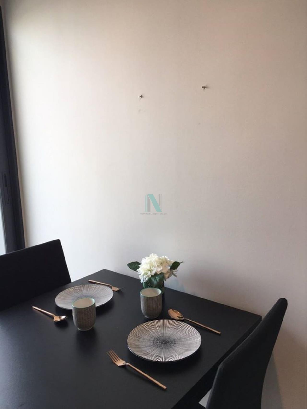 NOPPON REAL ESTATE CO.,LTD. Agency's For rent Ideo Sukhumvit 93 1 bedroom Floor 25 Building B  BTS Bang Chak. 5
