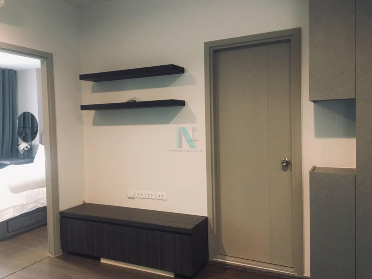 NOPPON REAL ESTATE CO.,LTD. Agency's For rent Ideo Sukhumvit 93 1 bedroom Floor 25 Building B  BTS Bang Chak. 6