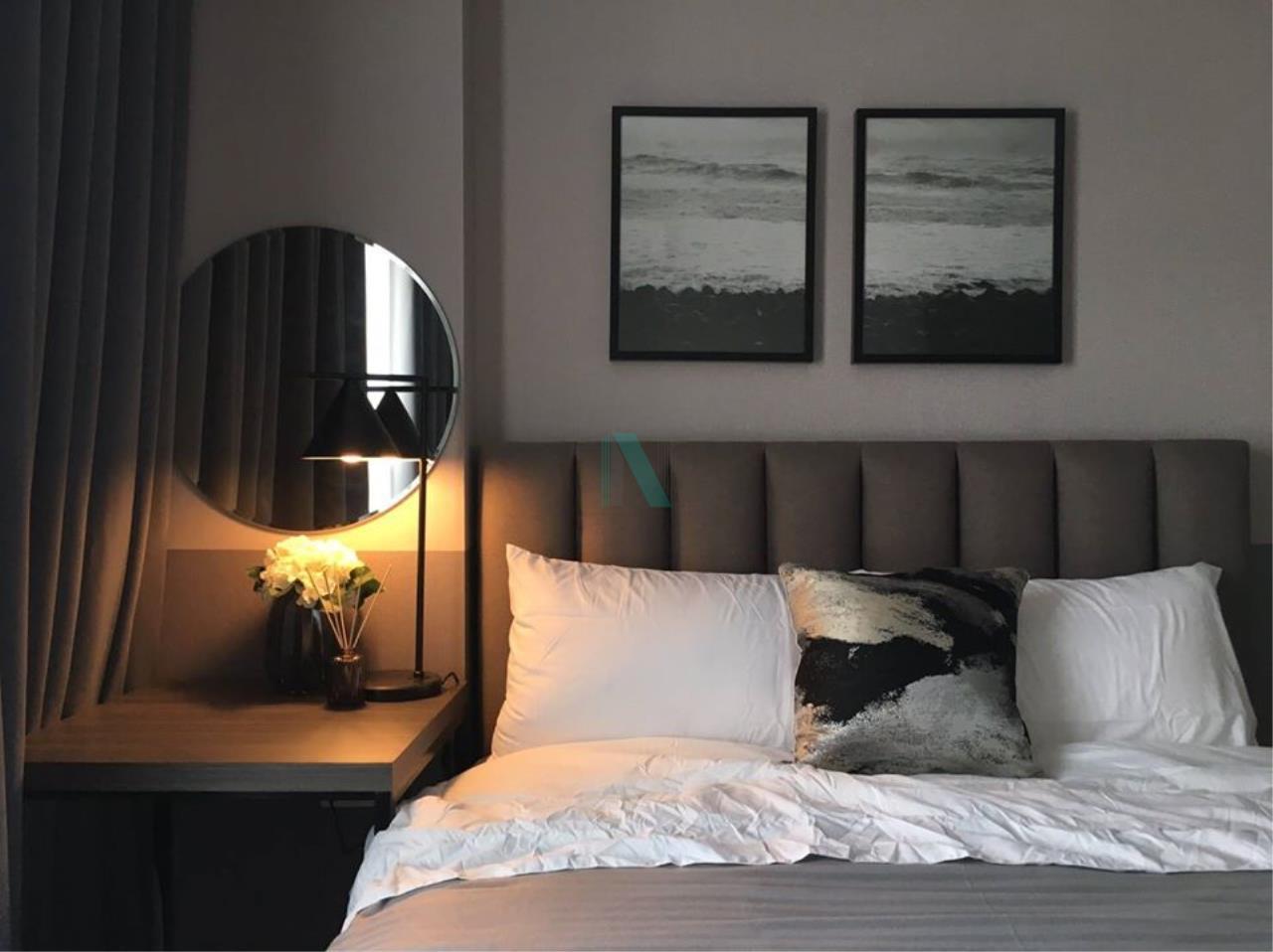 NOPPON REAL ESTATE CO.,LTD. Agency's For rent Ideo Sukhumvit 93 1 bedroom Floor 25 Building B  BTS Bang Chak. 8
