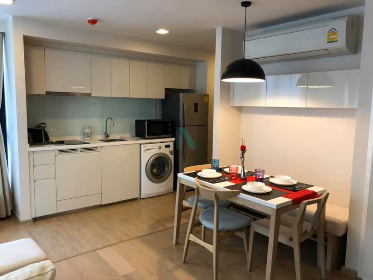 NOPPON REAL ESTATE CO.,LTD. Agency's For rent Liv @ 49 1 bedroom 3rd floor near BTS Thong Lo. 5
