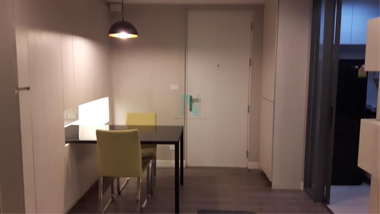 NOPPON REAL ESTATE CO.,LTD. Agency's For rent The Room Sukhumvit 40 1 bedroom 4th floor near BTS Ekkamai. 4