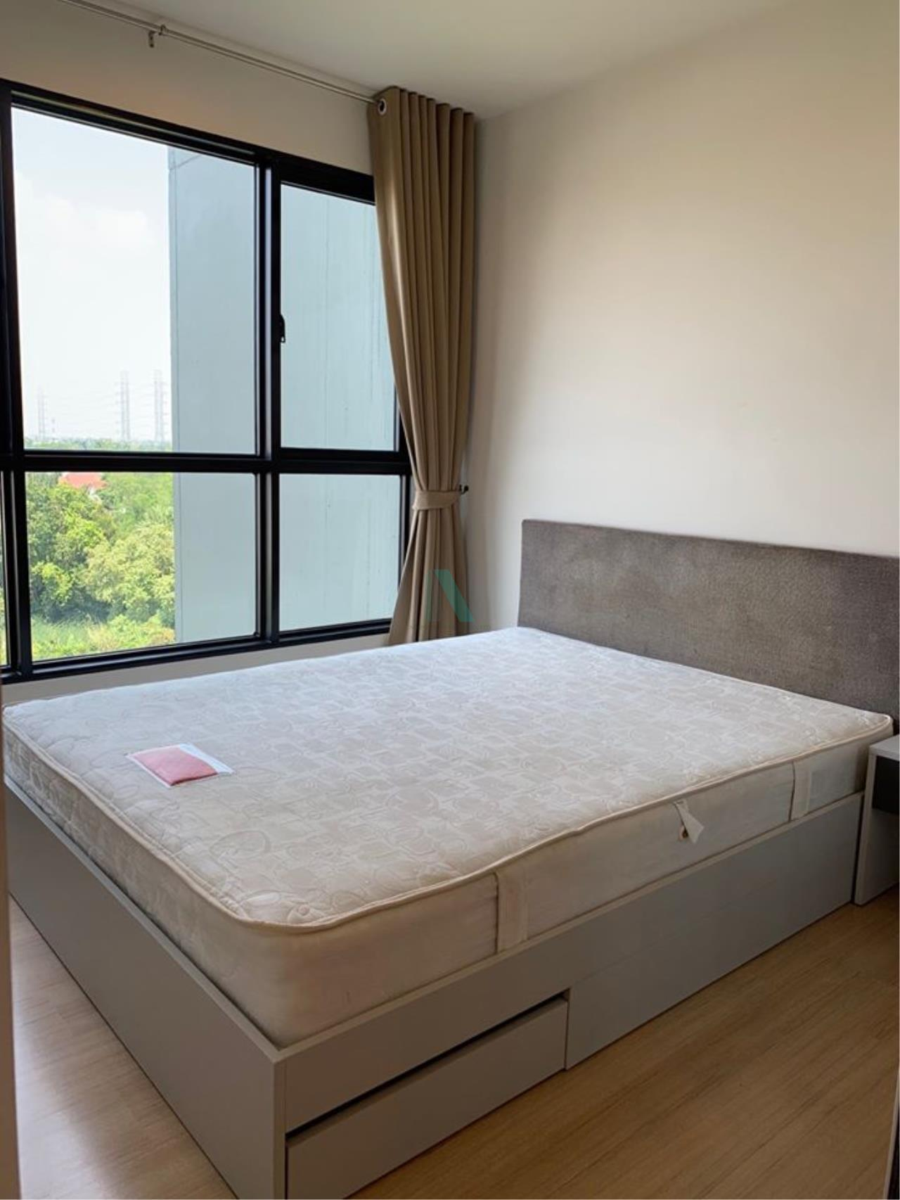 NOPPON REAL ESTATE CO.,LTD. Agency's For rent The Base Chaengwattana 1 bedroom 6th floor Building A. 1