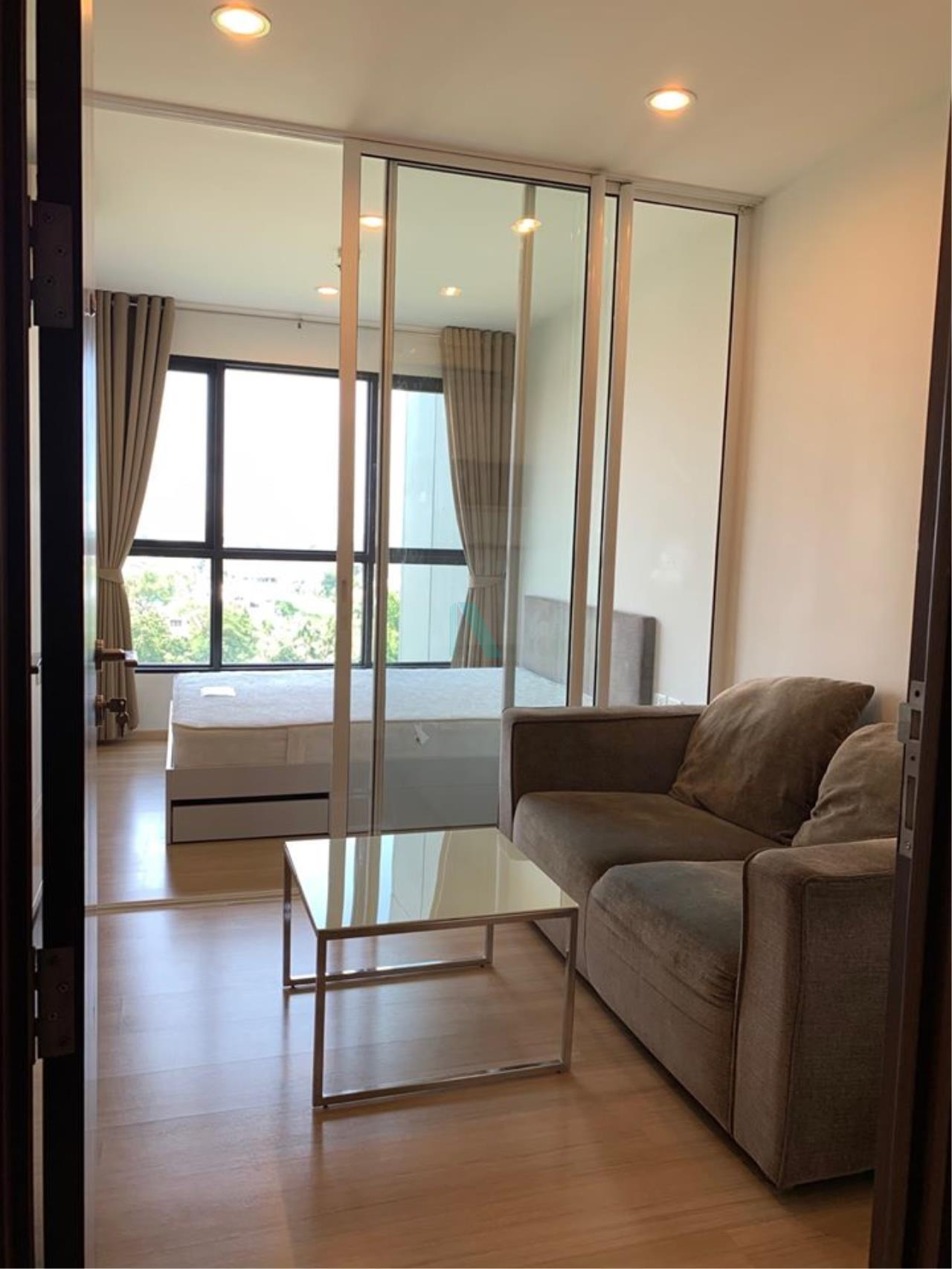 NOPPON REAL ESTATE CO.,LTD. Agency's For rent The Base Chaengwattana 1 bedroom 6th floor Building A. 6