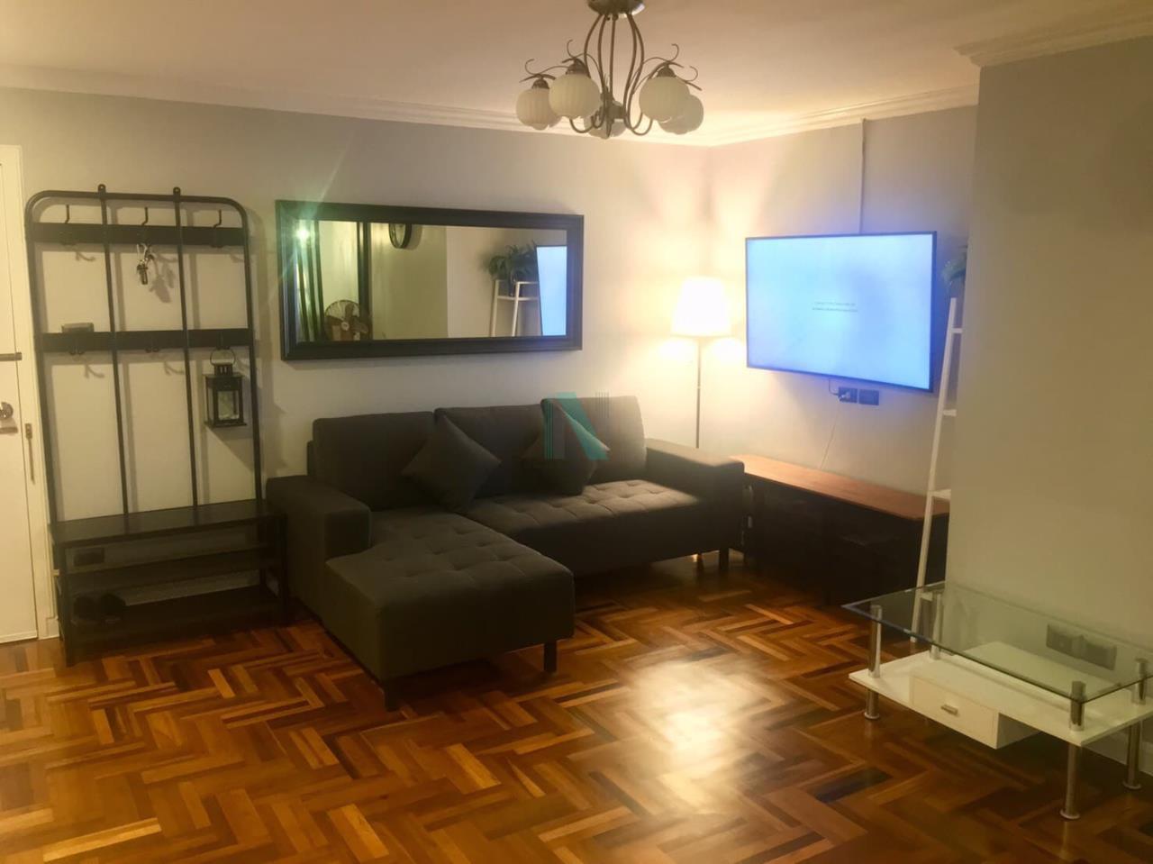 NOPPON REAL ESTATE CO.,LTD. Agency's For rent Rin House 1 bedroom 5th floor near MRT Phetchaburi 1