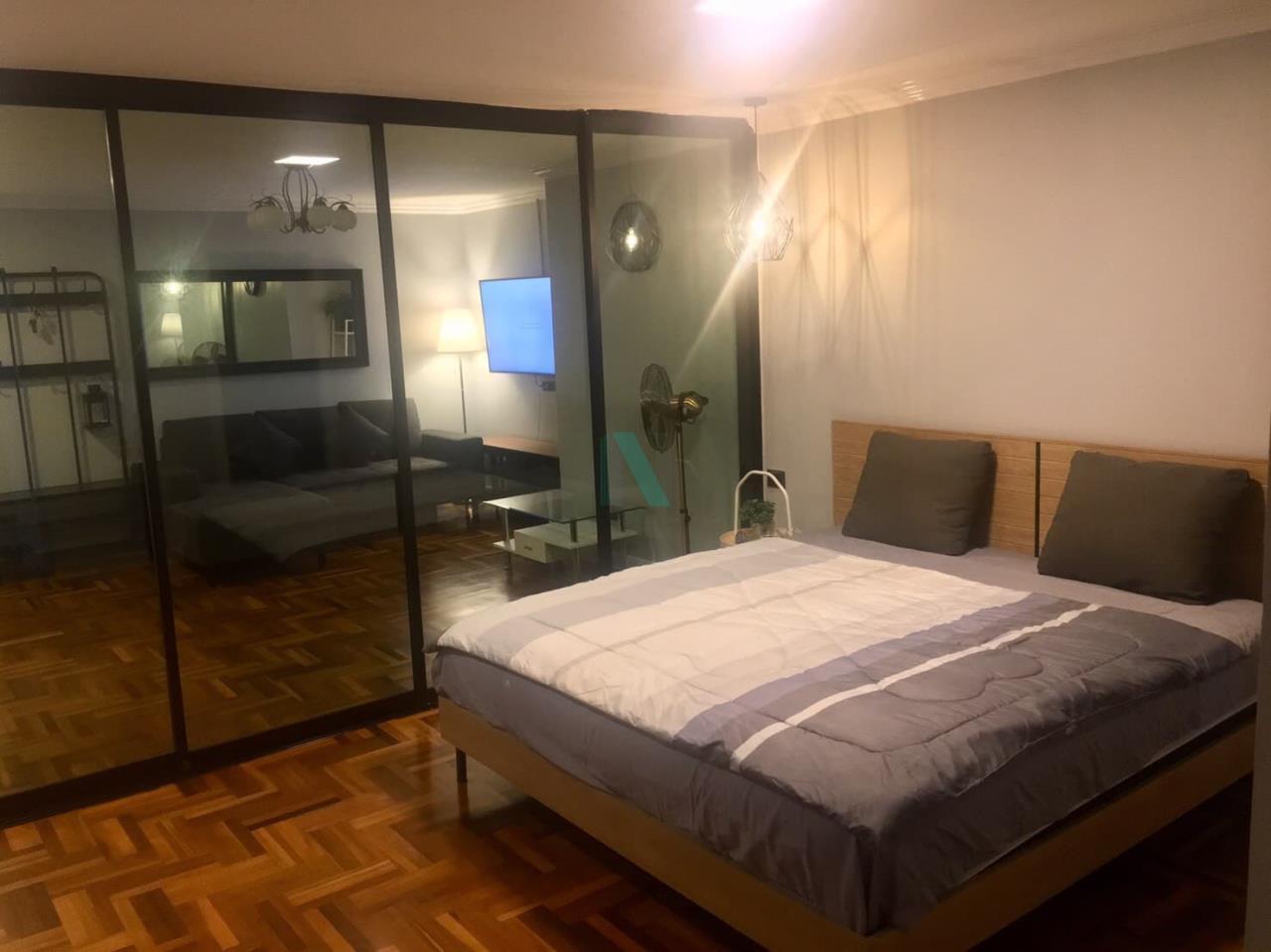 NOPPON REAL ESTATE CO.,LTD. Agency's For rent Rin House 1 bedroom 5th floor near MRT Phetchaburi 3