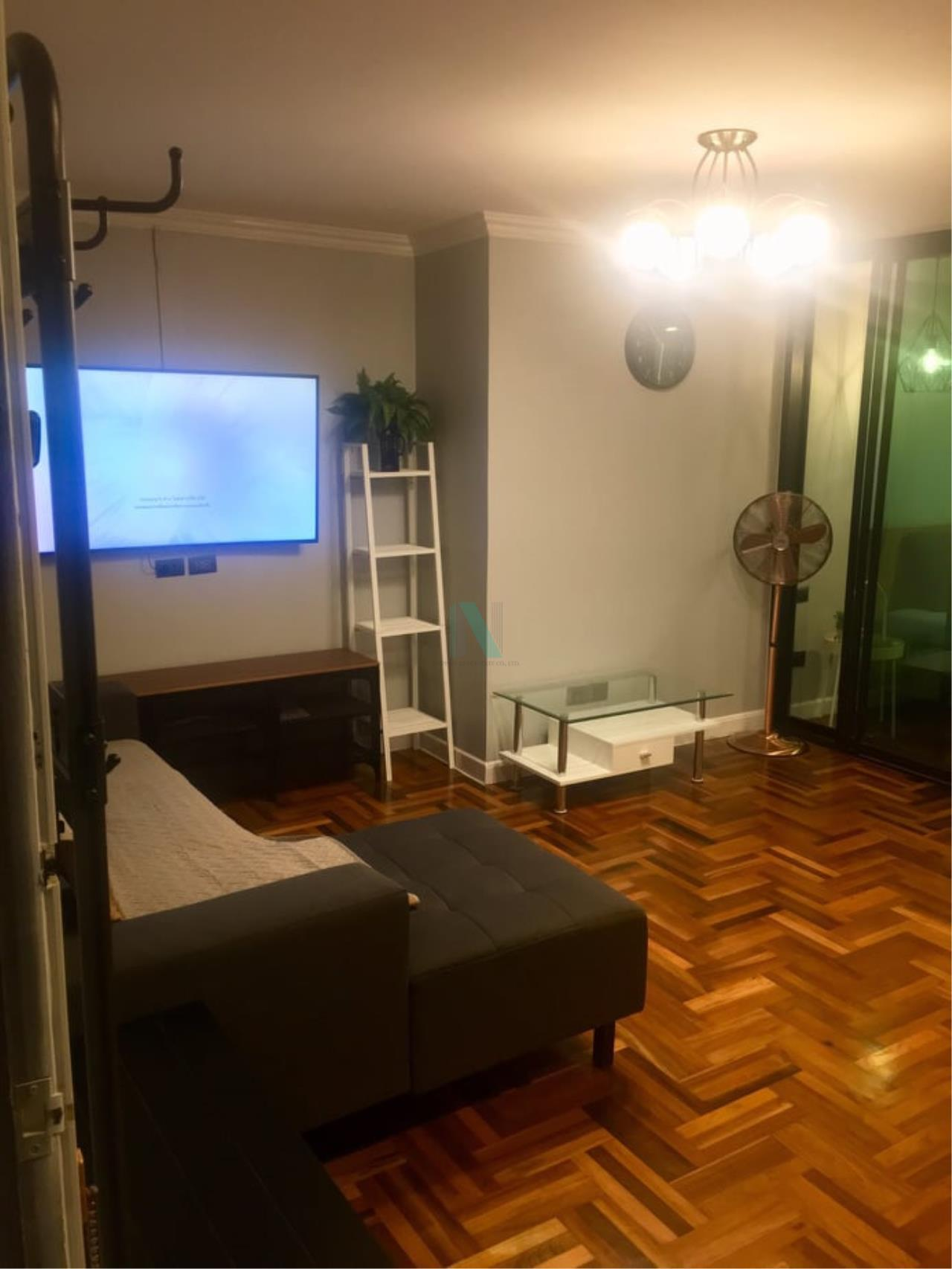 NOPPON REAL ESTATE CO.,LTD. Agency's For rent Rin House 1 bedroom 5th floor near MRT Phetchaburi 5