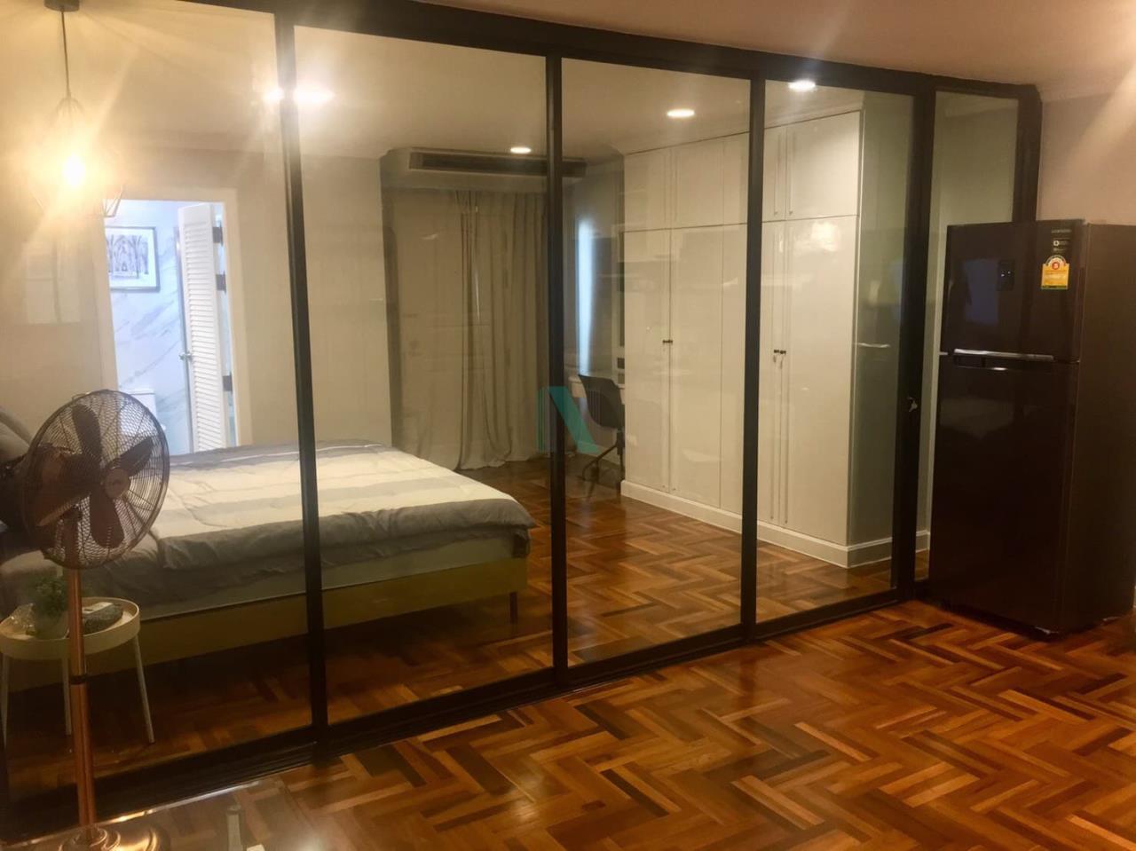 NOPPON REAL ESTATE CO.,LTD. Agency's For rent Rin House 1 bedroom 5th floor near MRT Phetchaburi 6