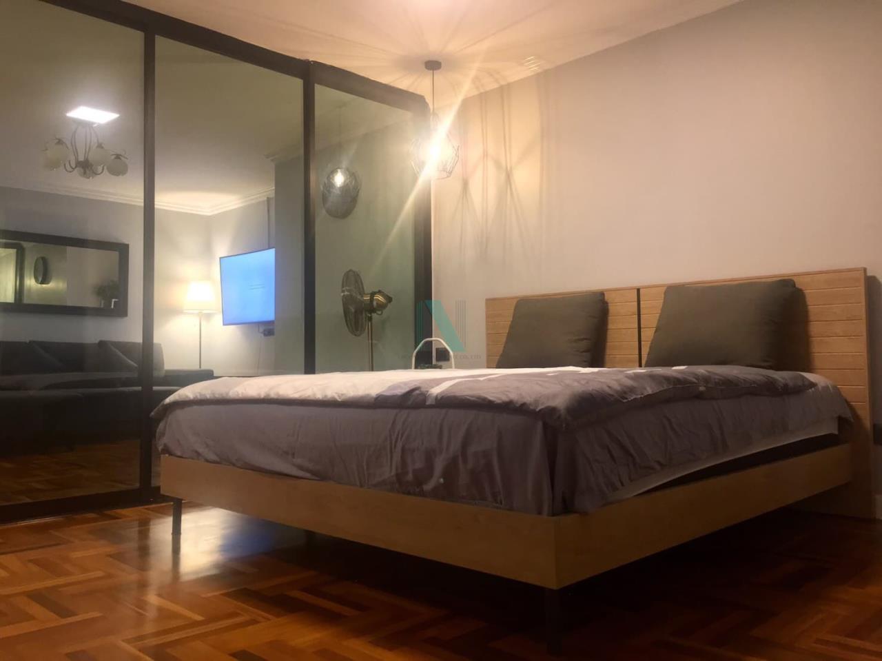 NOPPON REAL ESTATE CO.,LTD. Agency's For rent Rin House 1 bedroom 5th floor near MRT Phetchaburi 7
