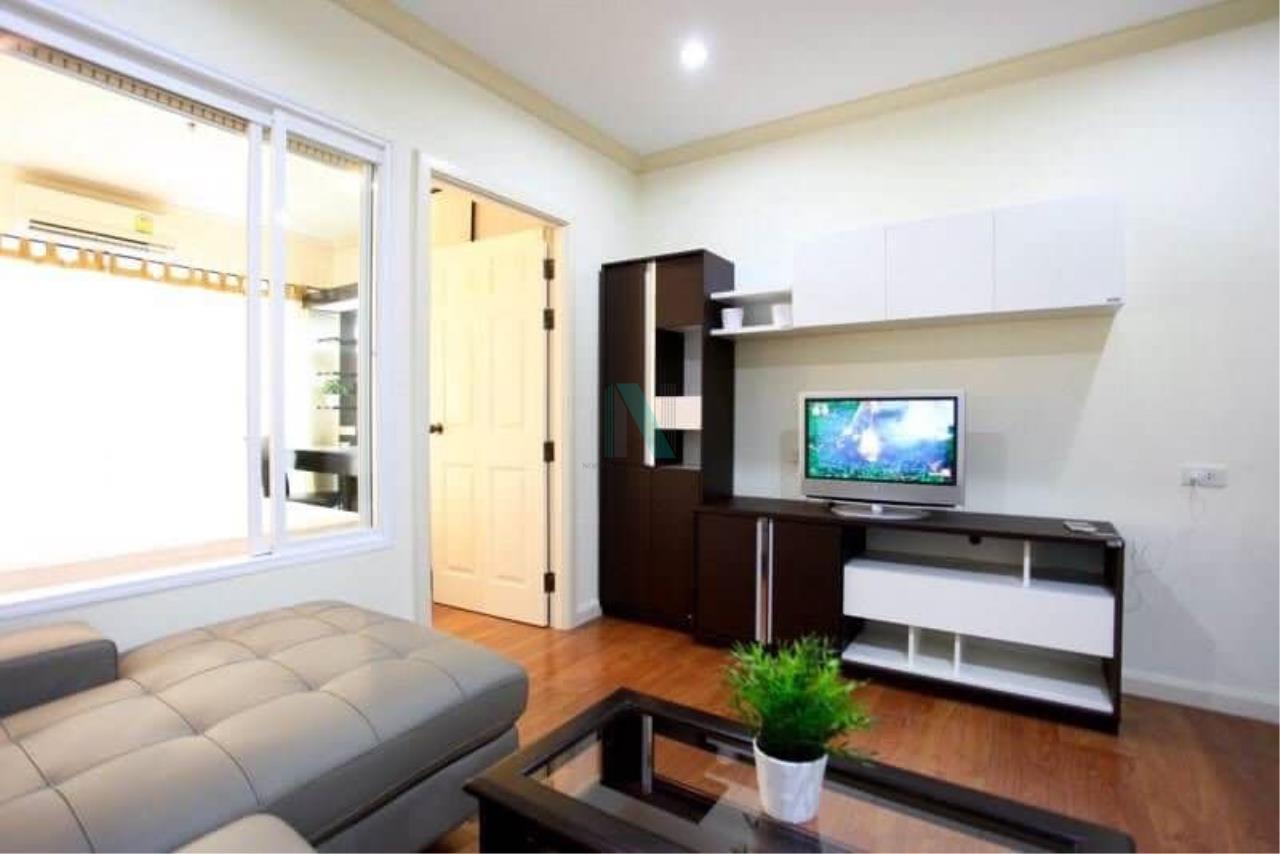 NOPPON REAL ESTATE CO.,LTD. Agency's For rent Condo Grand Park View Asoke 1 bedroom 23rd floor. 2