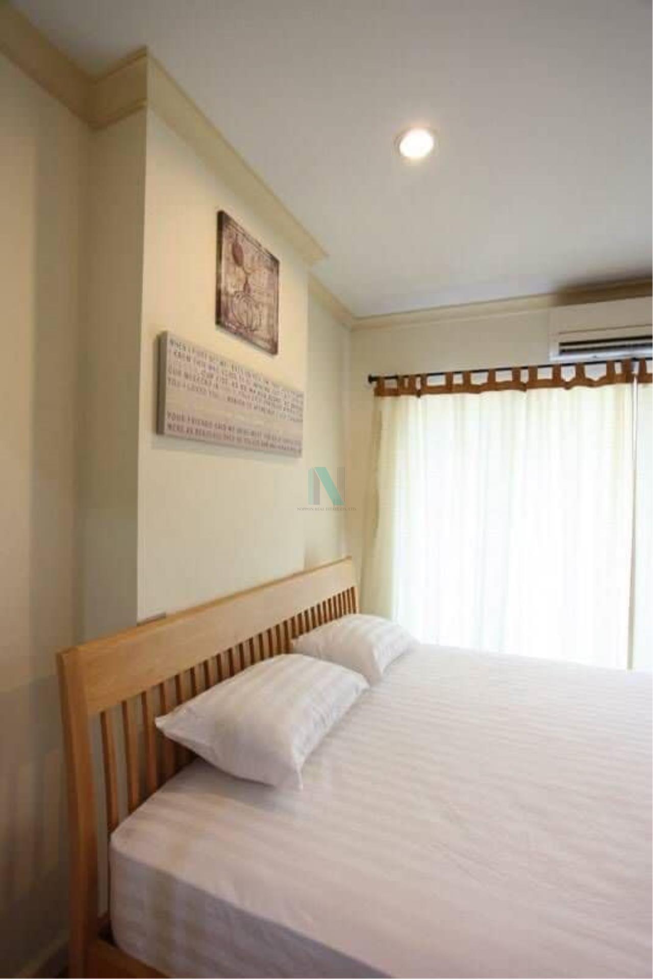 NOPPON REAL ESTATE CO.,LTD. Agency's For rent Condo Grand Park View Asoke 1 bedroom 23rd floor. 3