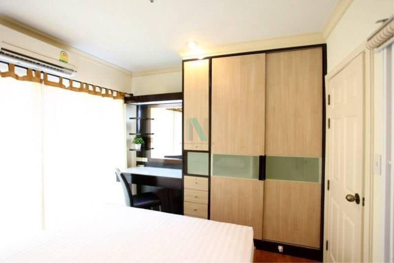 NOPPON REAL ESTATE CO.,LTD. Agency's For rent Condo Grand Park View Asoke 1 bedroom 23rd floor. 4