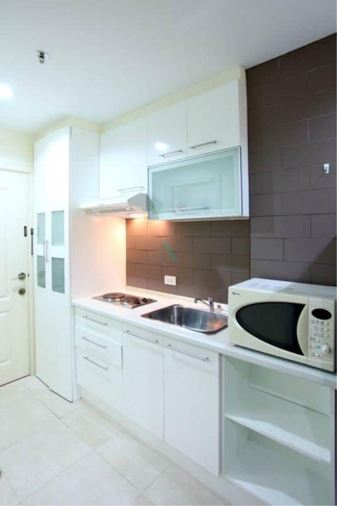 NOPPON REAL ESTATE CO.,LTD. Agency's For rent Condo Grand Park View Asoke 1 bedroom 23rd floor. 5