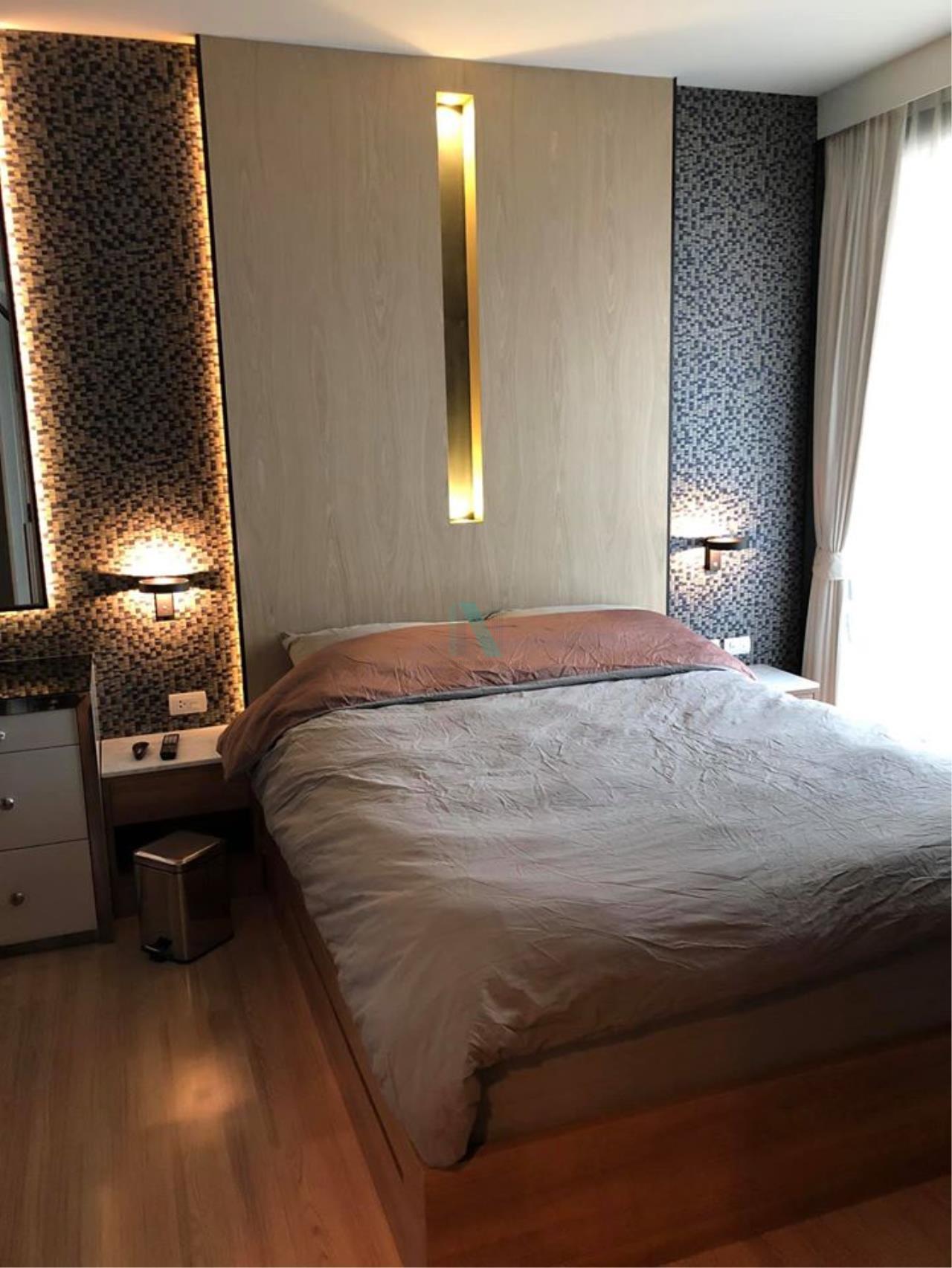 NOPPON REAL ESTATE CO.,LTD. Agency's For Rent Rhythm Phahon-Ari 1 bedroom 51st floor near BTS Ari. 4