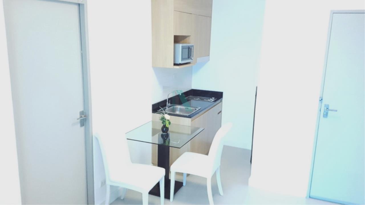 NOPPON REAL ESTATE CO.,LTD. Agency's For rent Ideo Blucove Sukhumvit 2 bedrooms 14th floor Building A. 3