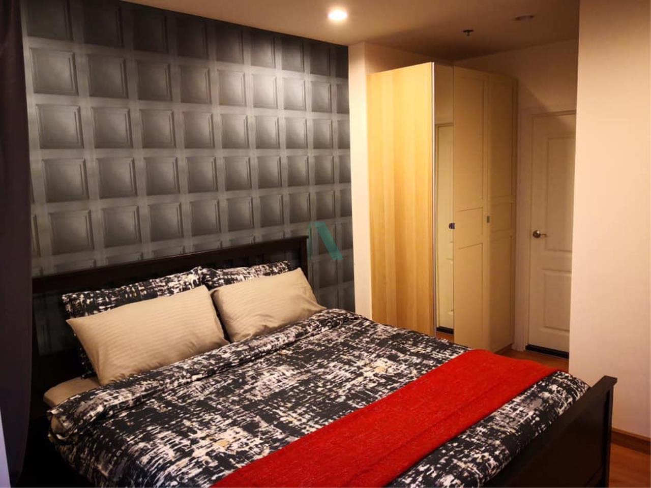 NOPPON REAL ESTATE CO.,LTD. Agency's For rent Supalai Wellington 2 2 bedroom 6th floor building 4. 4