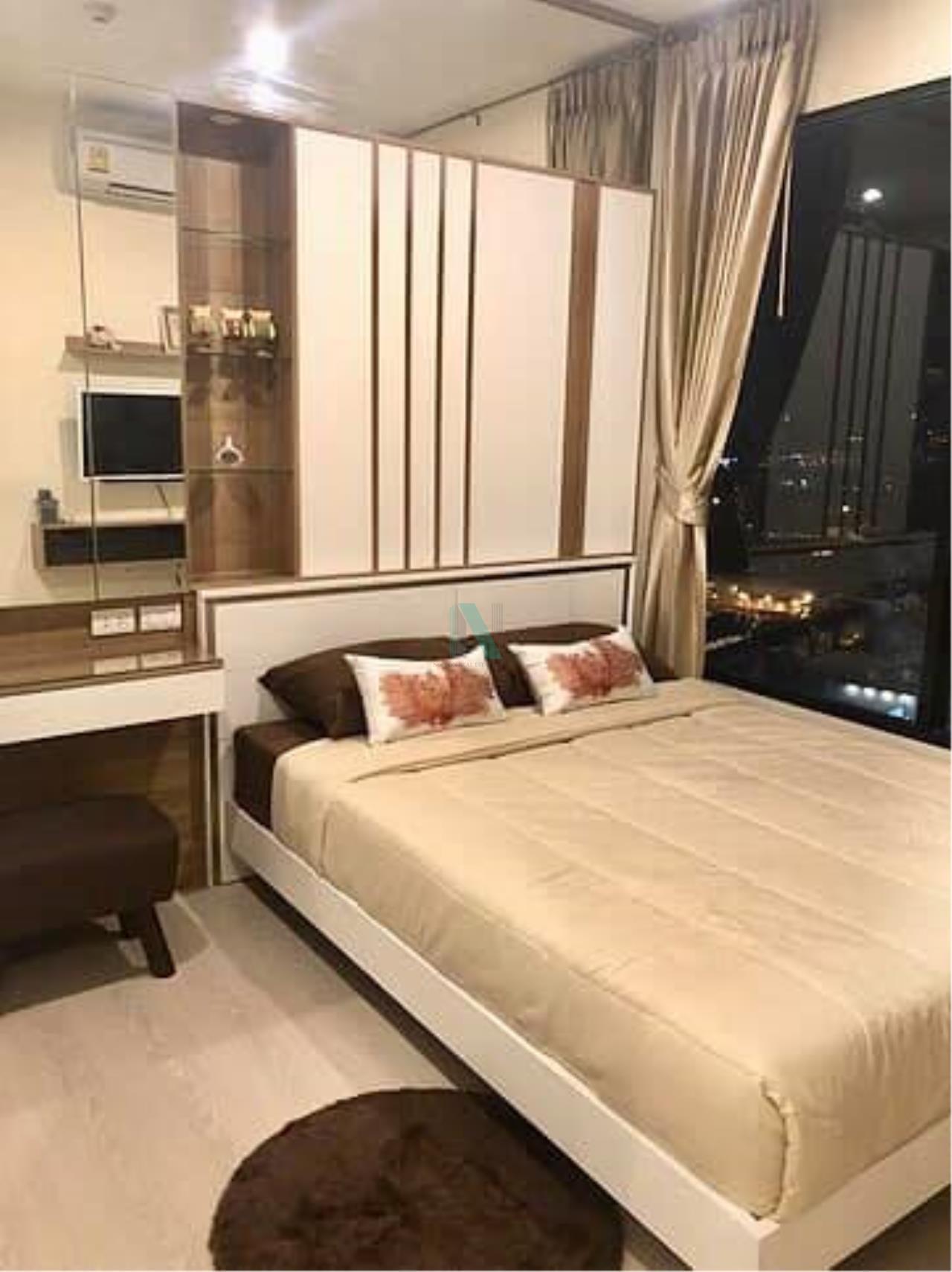 NOPPON REAL ESTATE CO.,LTD. Agency's For Rent The Niche Pride Thonglor-Phetchaburi 1 Bedroom 30th Floor. 3