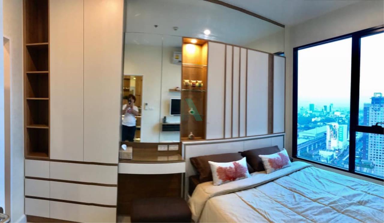 NOPPON REAL ESTATE CO.,LTD. Agency's For Rent The Niche Pride Thonglor-Phetchaburi 1 Bedroom 30th Floor. 6