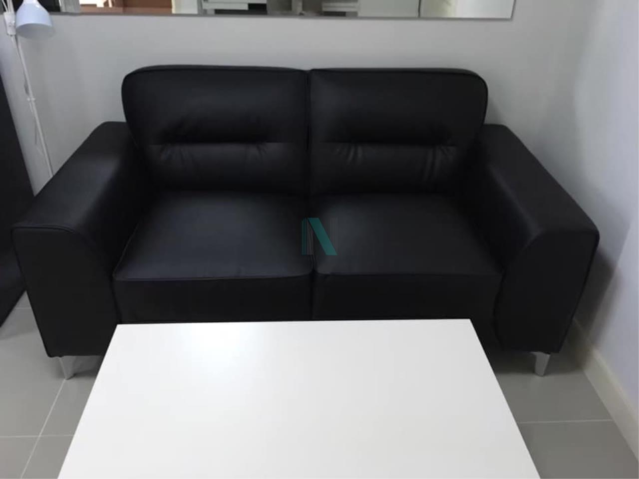 NOPPON REAL ESTATE CO.,LTD. Agency's For Rent LIB CONDO RAMKHAENG 43/1 1 bedroom 7th floor. 1
