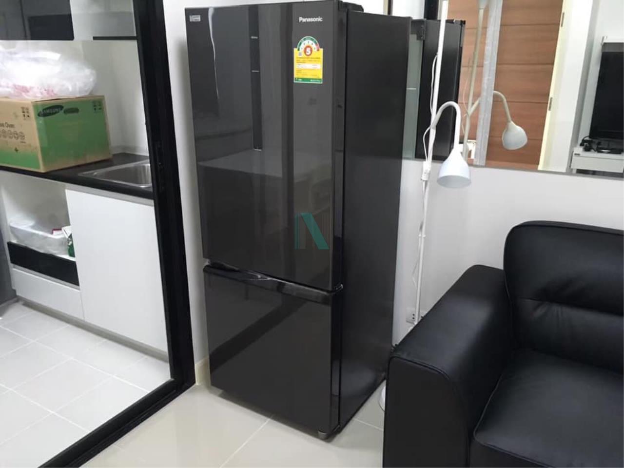 NOPPON REAL ESTATE CO.,LTD. Agency's For Rent LIB CONDO RAMKHAENG 43/1 1 bedroom 7th floor. 3
